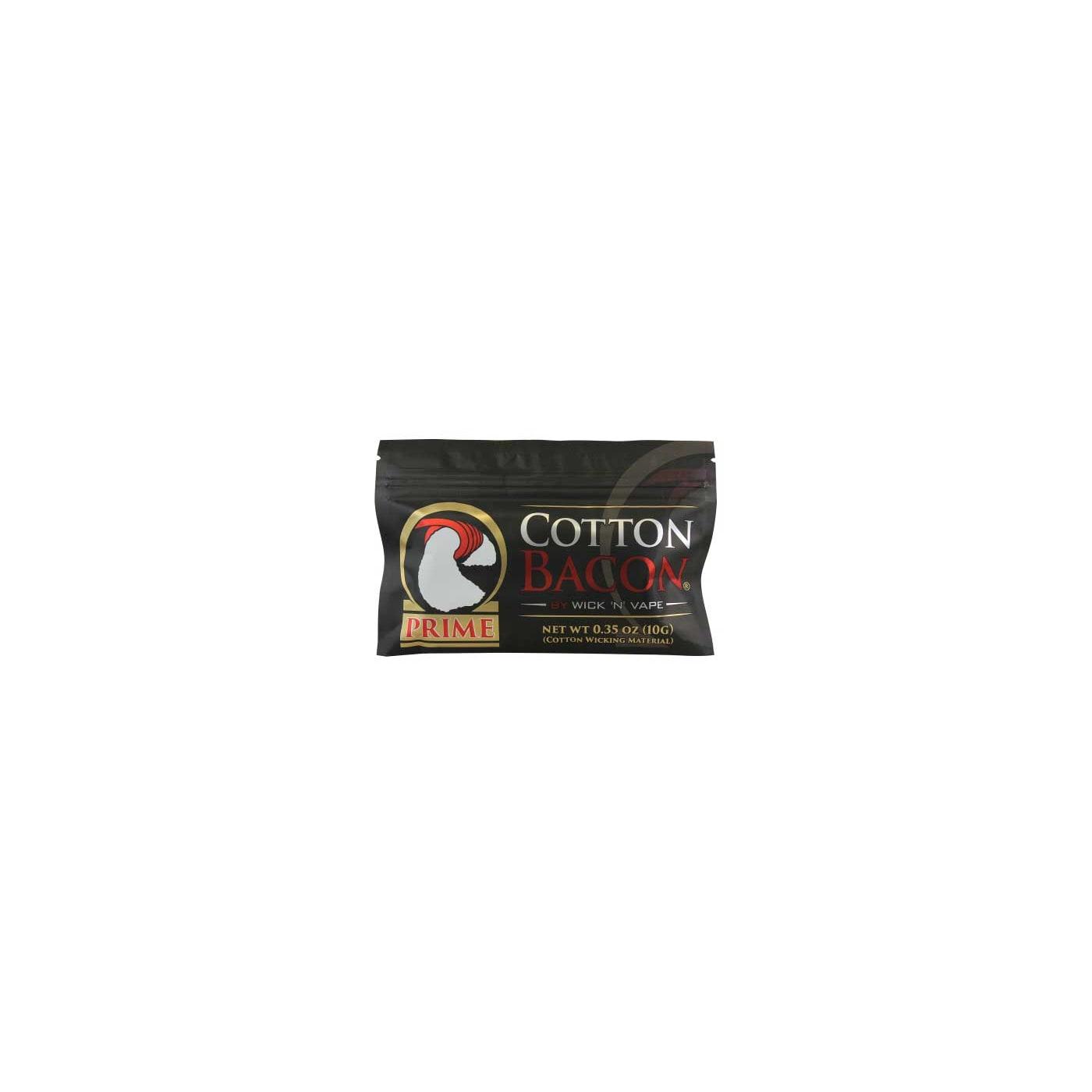 Cotton Bacon Prime - 10 pc