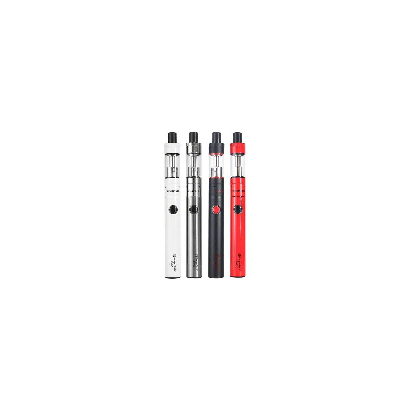 Kanger Top EVOD Vape Starter Kit Colors