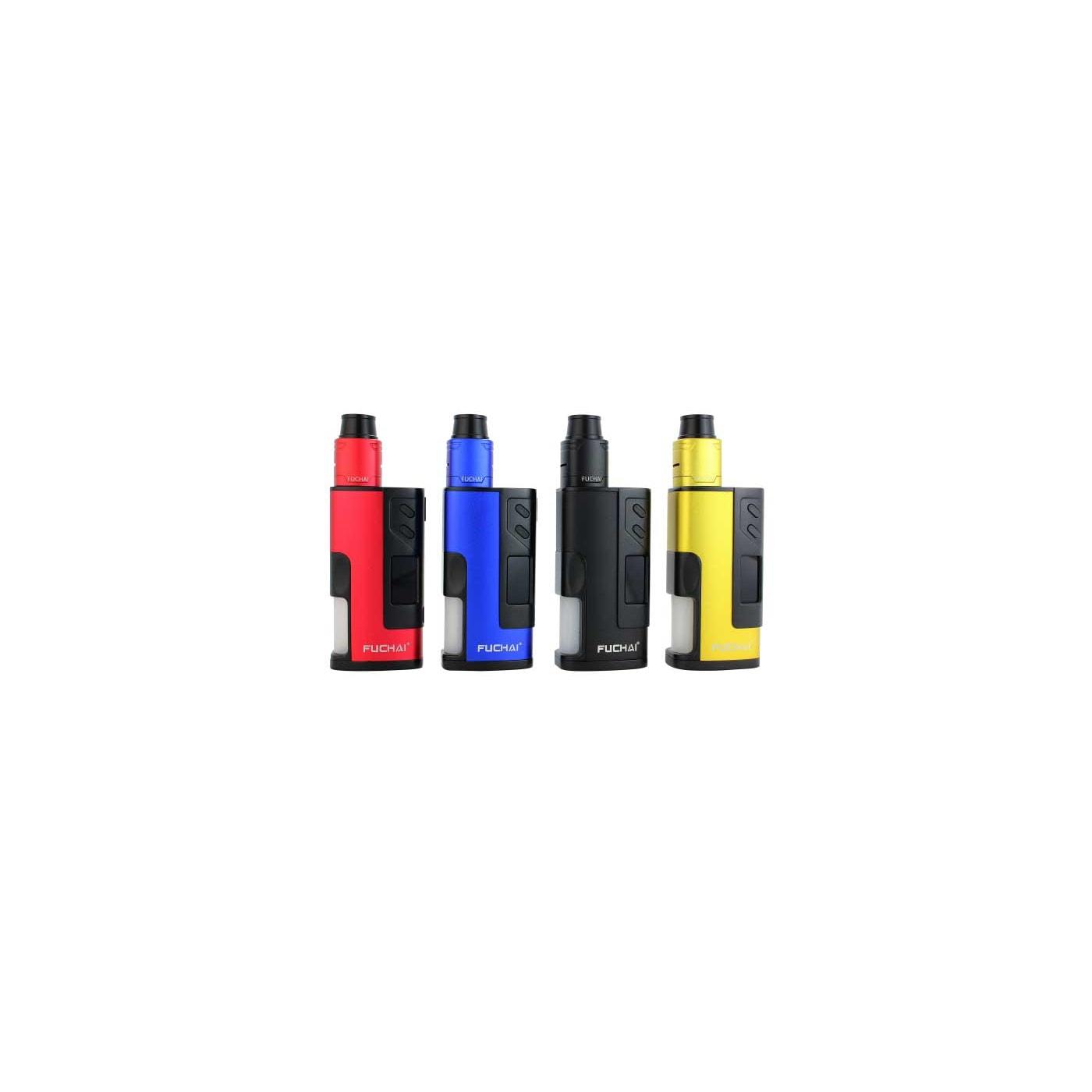 Sigelei Fuchai Squonk 150W Kit Colors