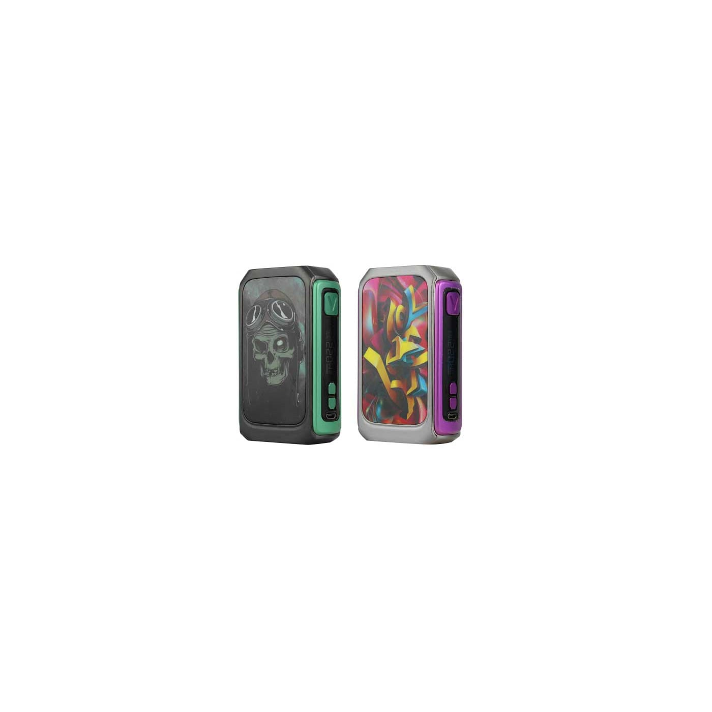V-Zone Graffiti 220w Box Mod