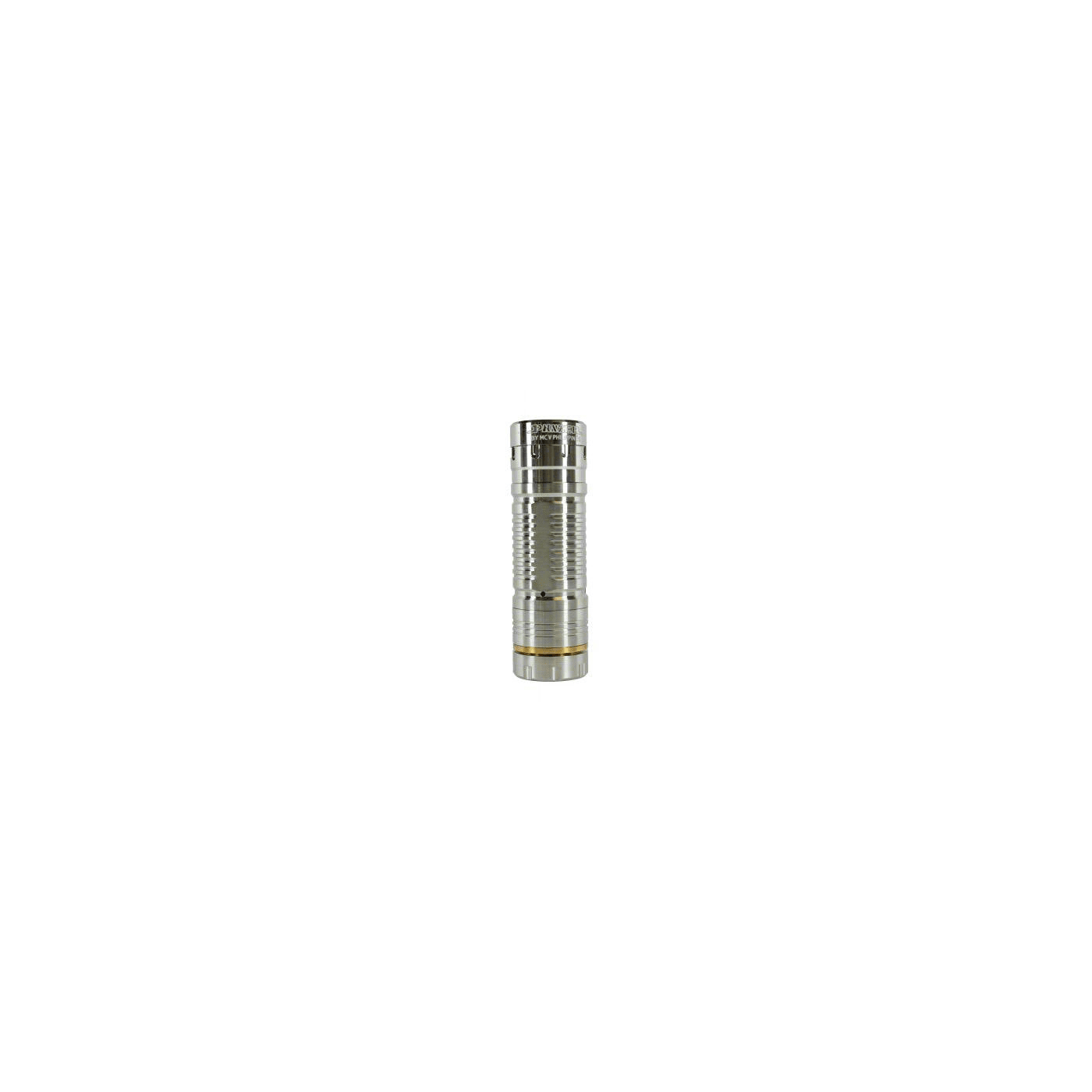 Panzer 26650 Mod Clone - Stainless Steel