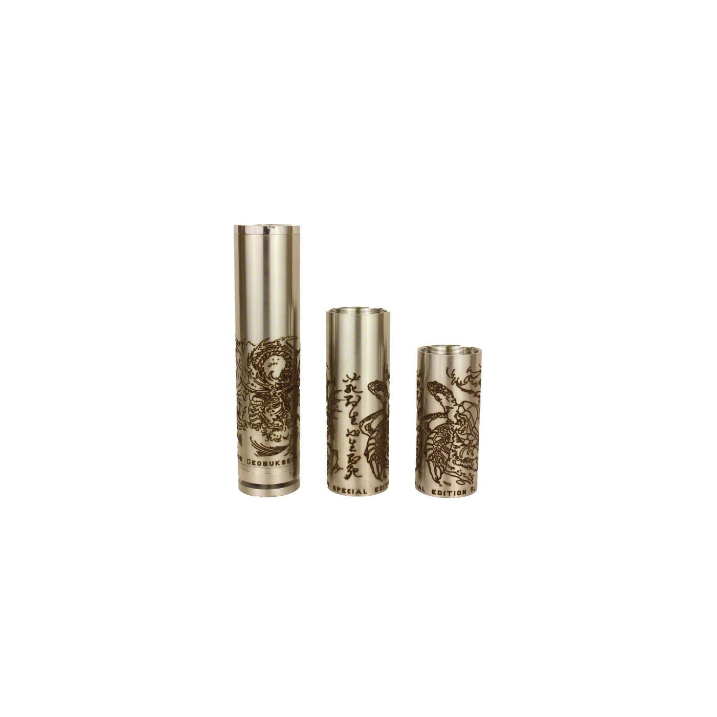TurtleShip Special Edition Clone Tubes