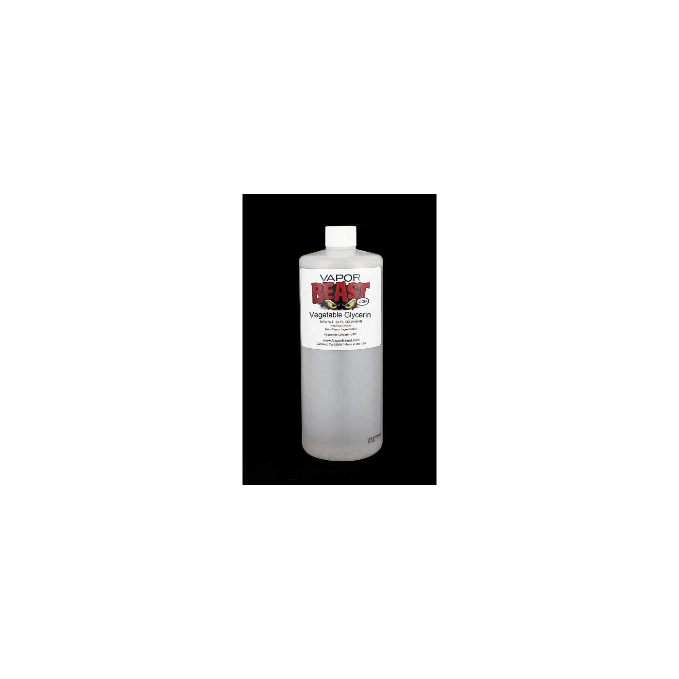 Vegetable Glycerin - 32 oz