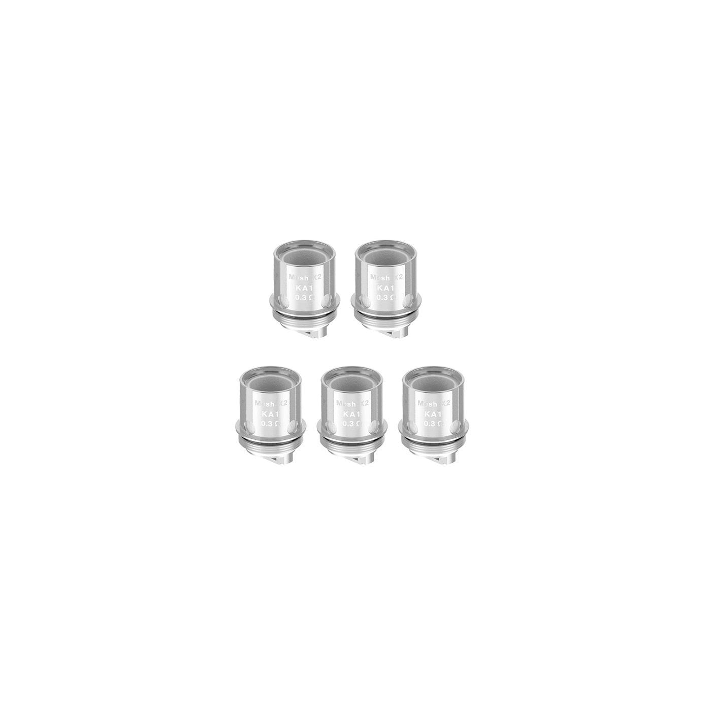 GeekVape Super Mesh X2 Replacement Coil - 5 Pack