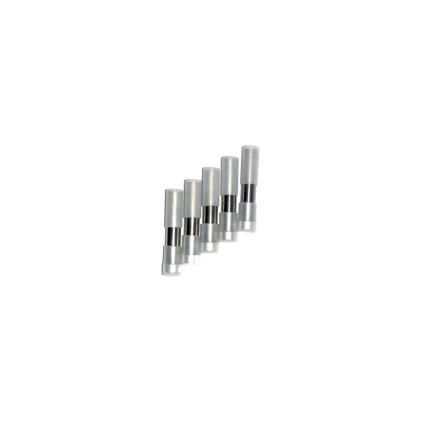 Boge 801 Fusion Cartomizer Standard Resistance 5 Pack 2.8 ohm - Stainless