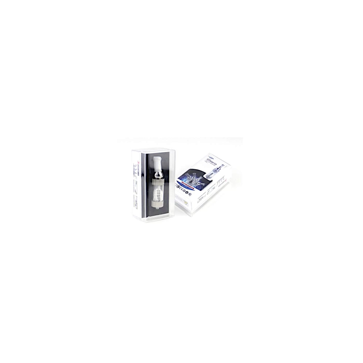 Innokin iClear 30 Dual Coil Clearomizer 3 mL - Clear
