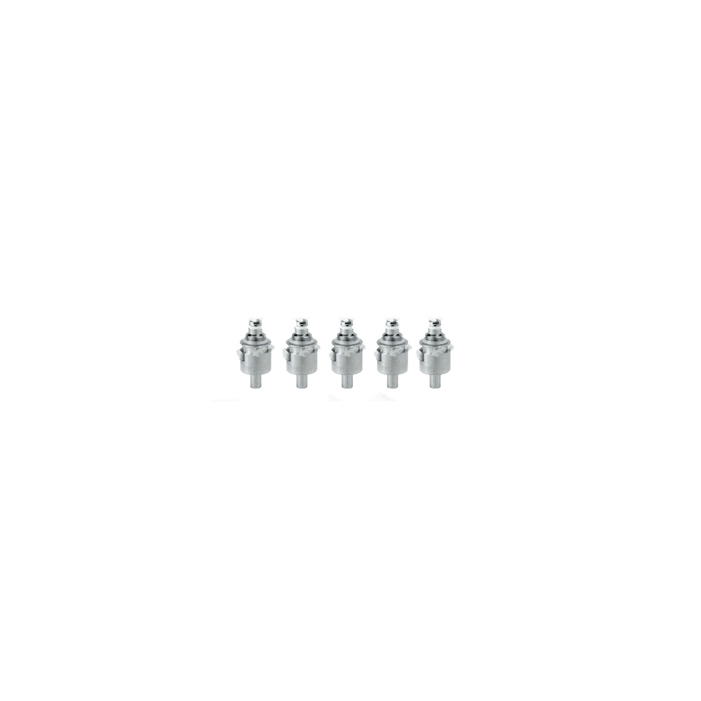 Innokin iClear 16B & 16D Replacement Heads 5 Pack