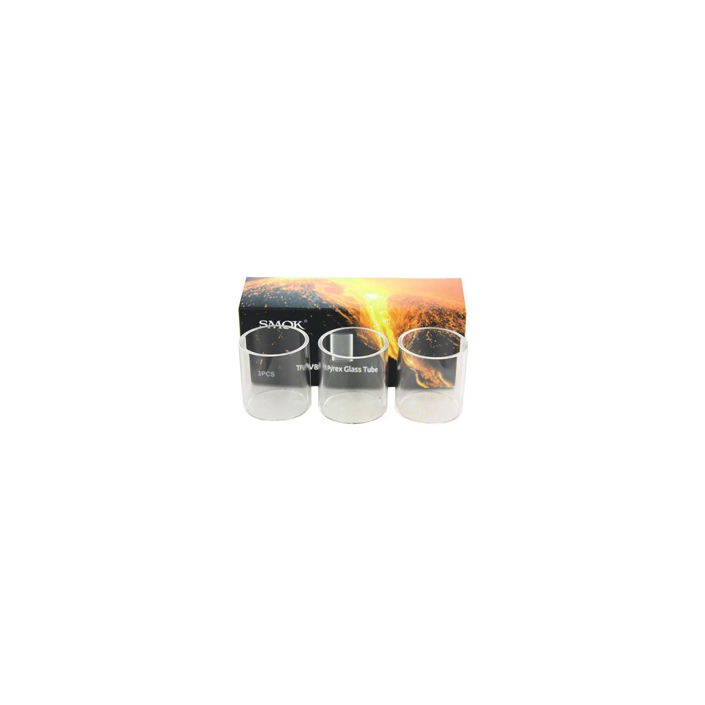 Smok TFV8 Replacement Glass - 3 pack