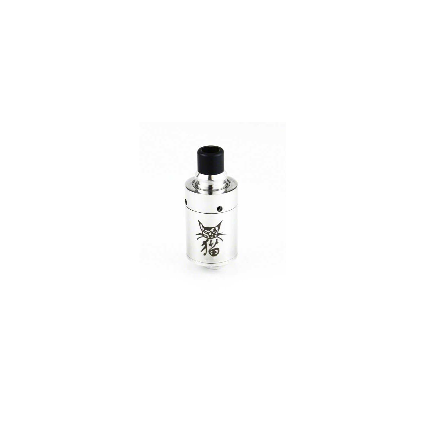 Cat Atomizer Clone - Stainless Steel