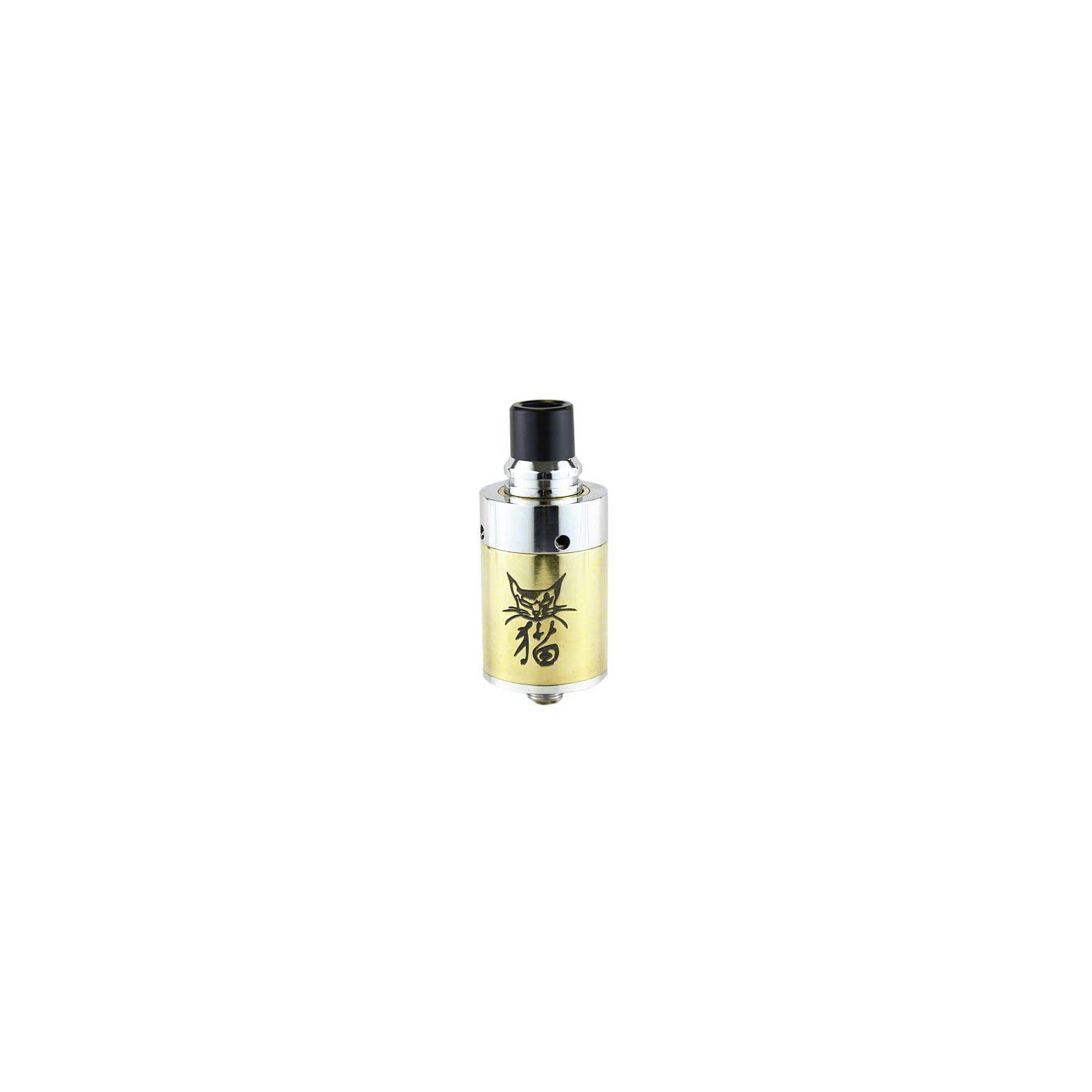 Cat Atomizer Clone Gold Front