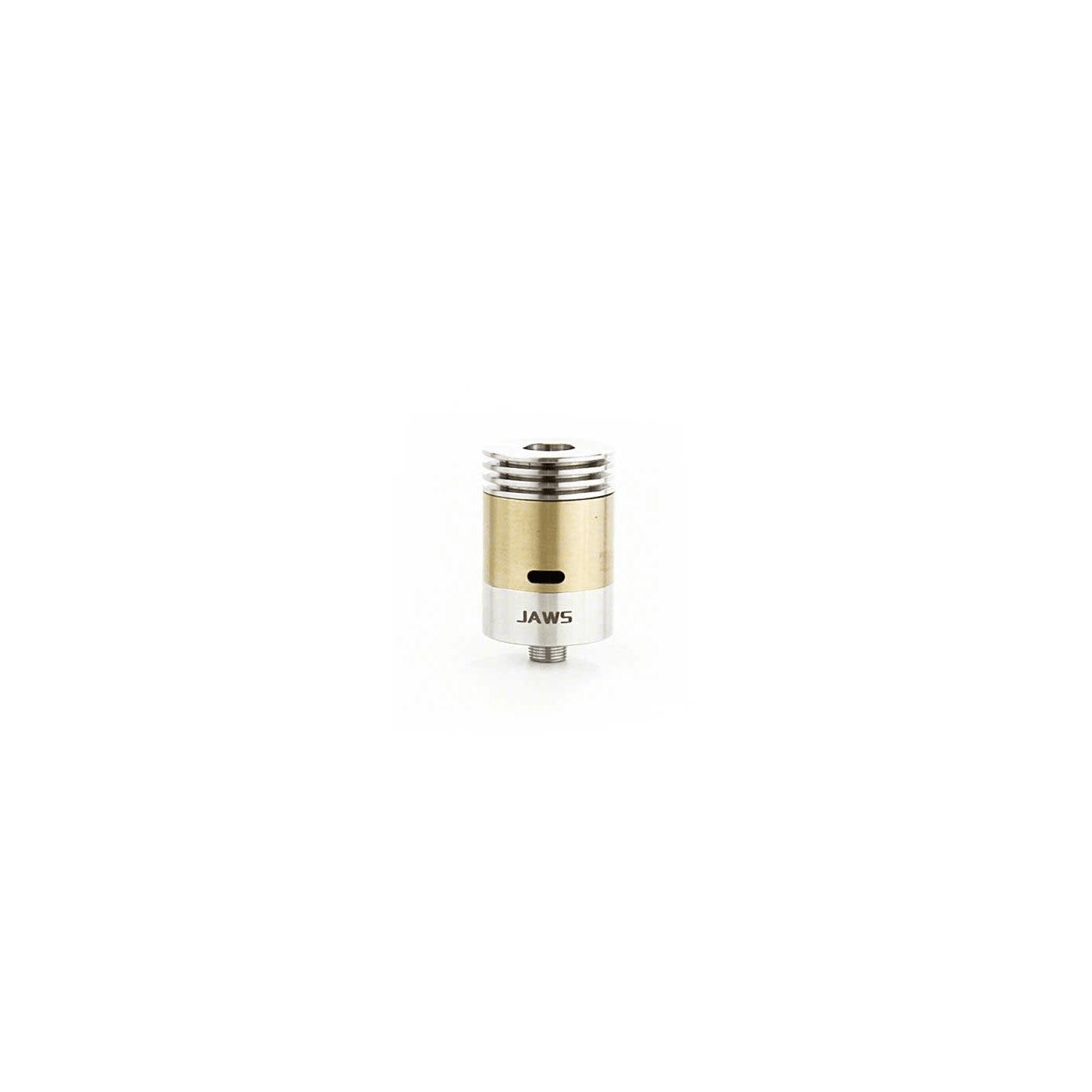 Jaws IGO-W8 Rebuildable Atomizer - Stainless with Brass