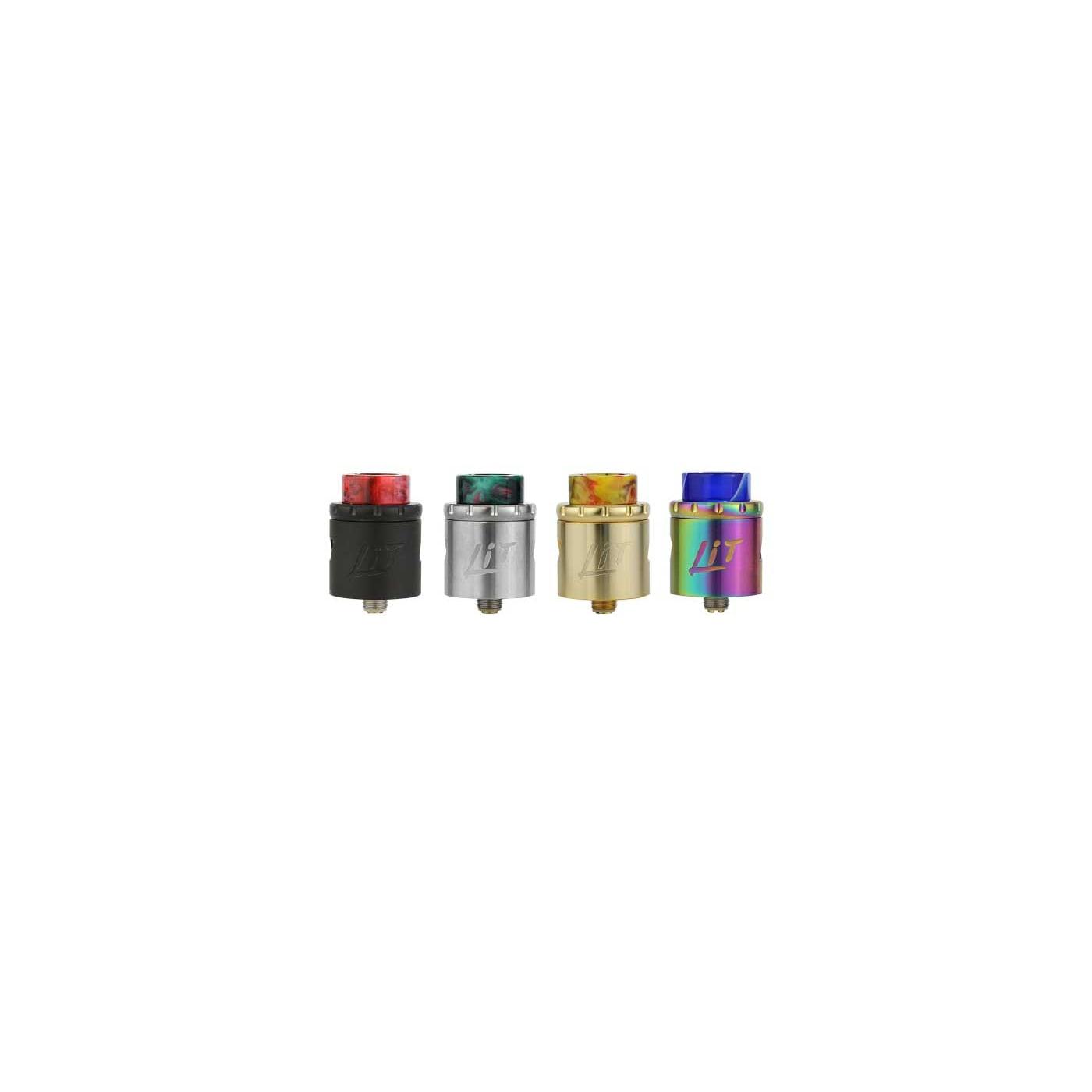 VandyVape Lit 24mm RDA - Rebuildable Atomizer