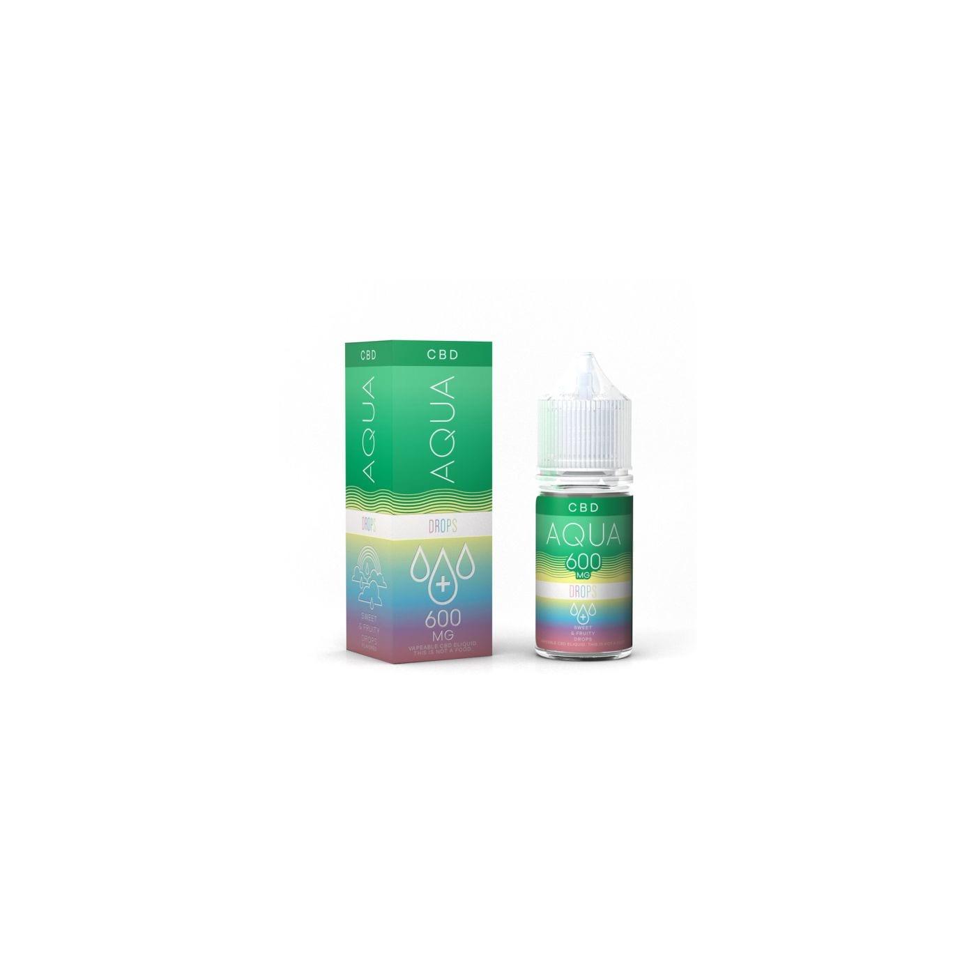 Aqua Drops CBD Vape Oil