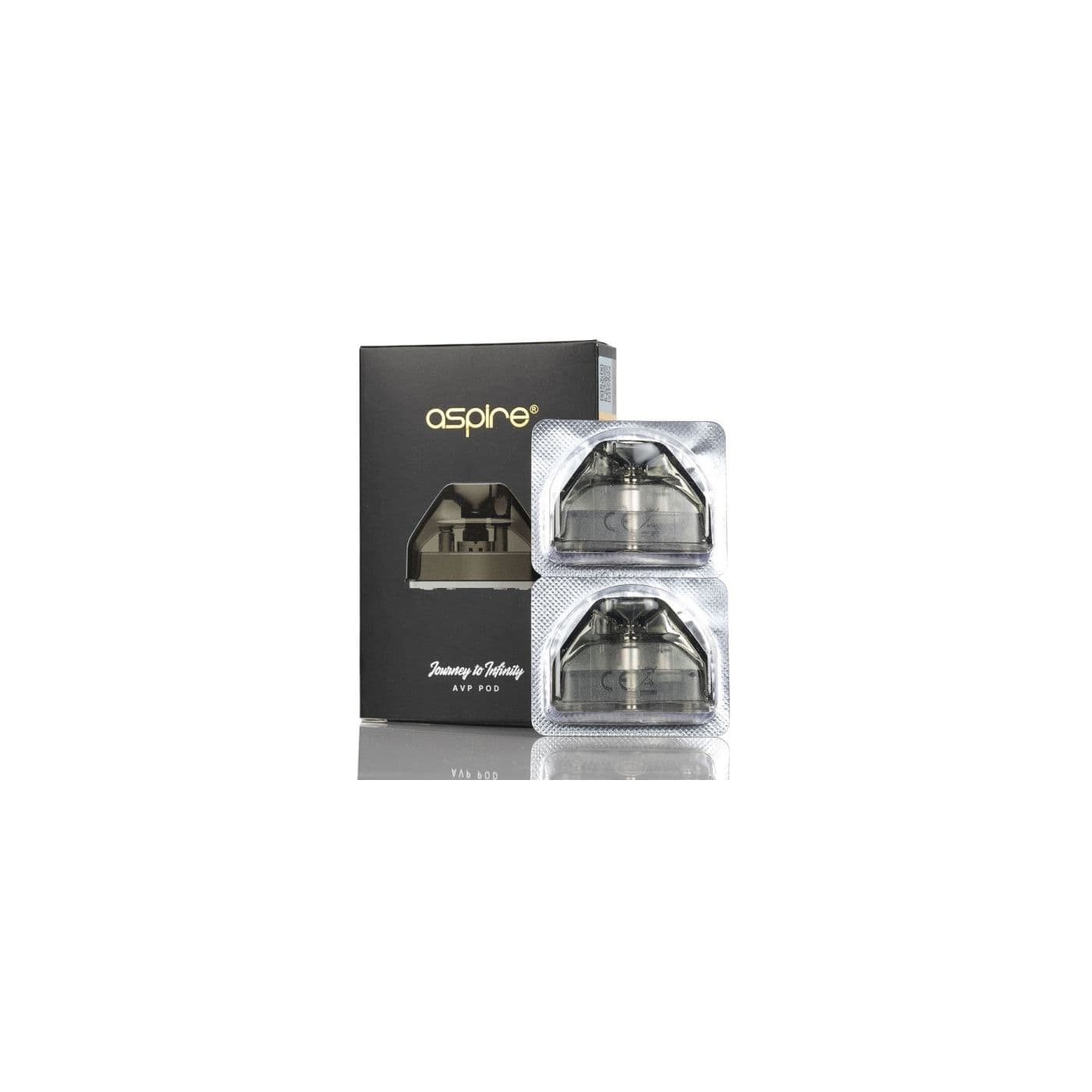 Aspire AVP Replacement Pod - 2 Pack