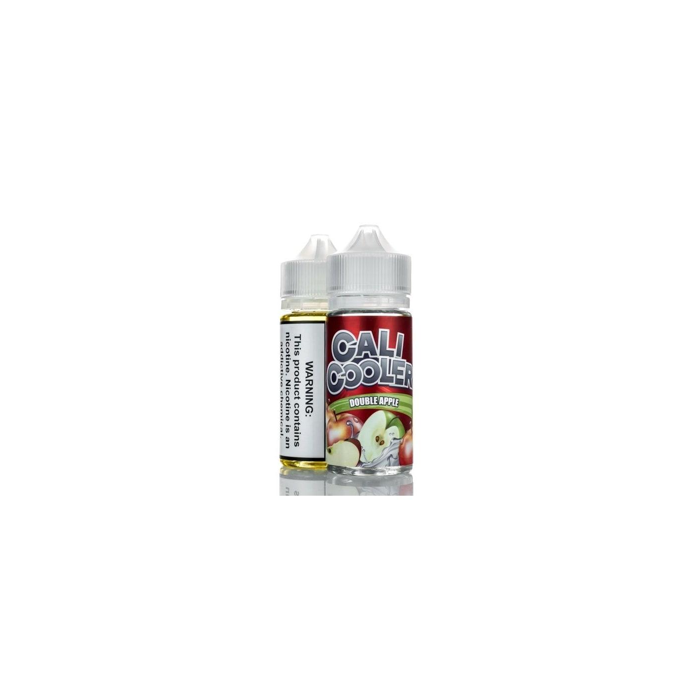 Cali Cooler Double Apple 100ml - The Mamasan E-Juice