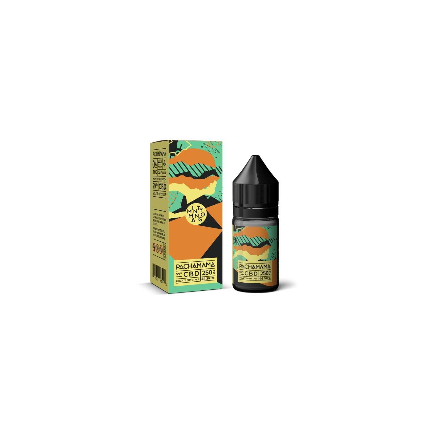 Pachamama Vape Oil Minty Mango
