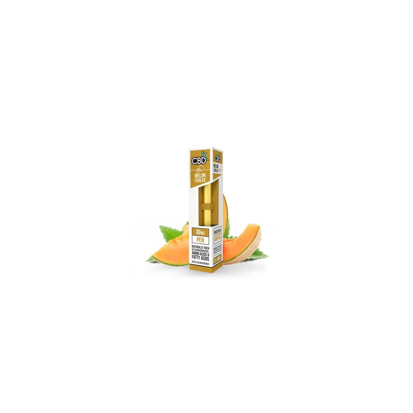 CBDfx Melon Cooler Vape Pen Kit