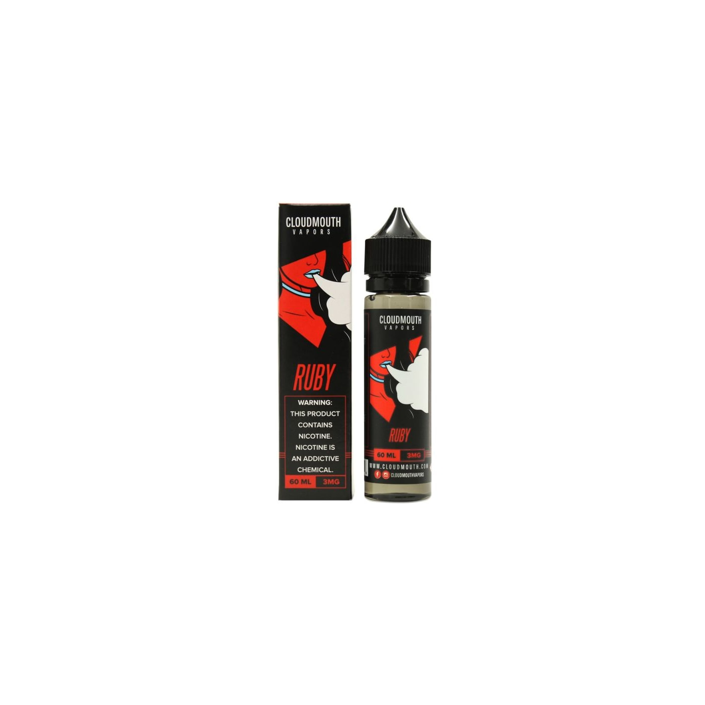 Cloudmouth Vapors Ruby