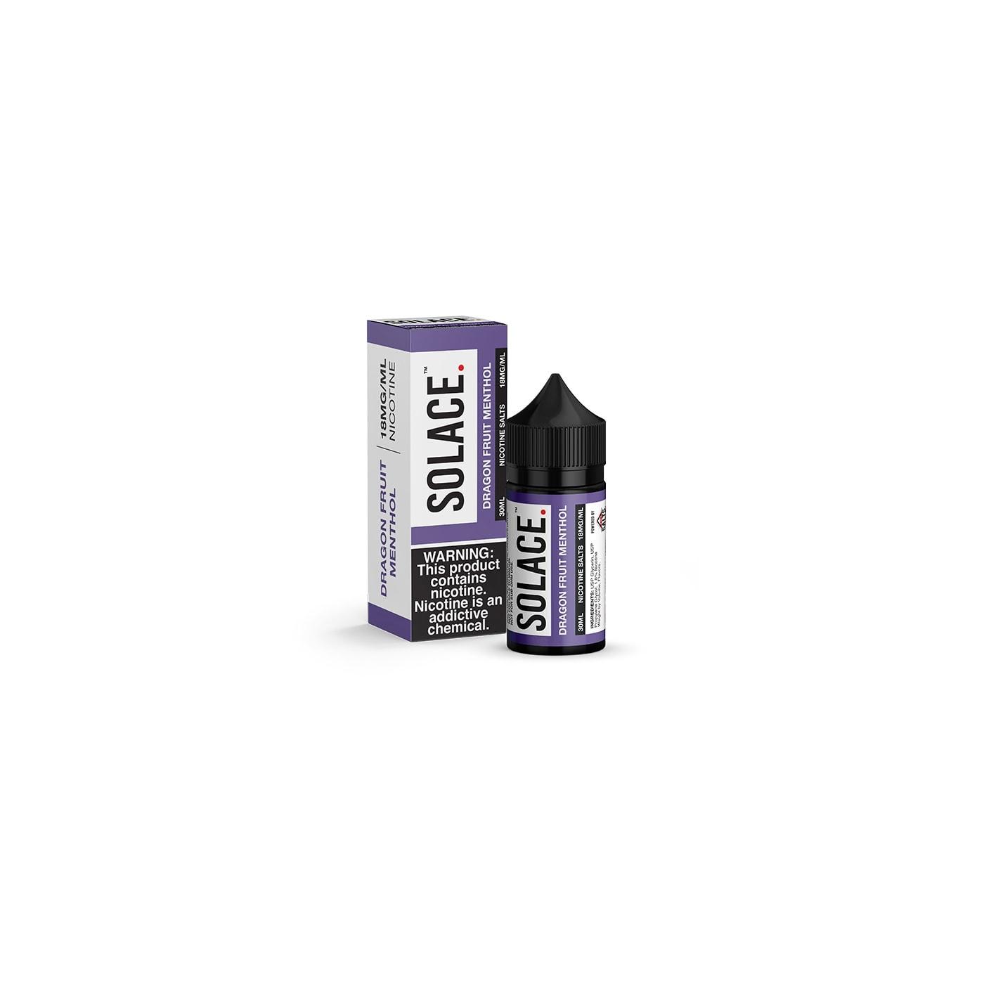 Solace Salts Dragonthol - 30 mg - 30 mL