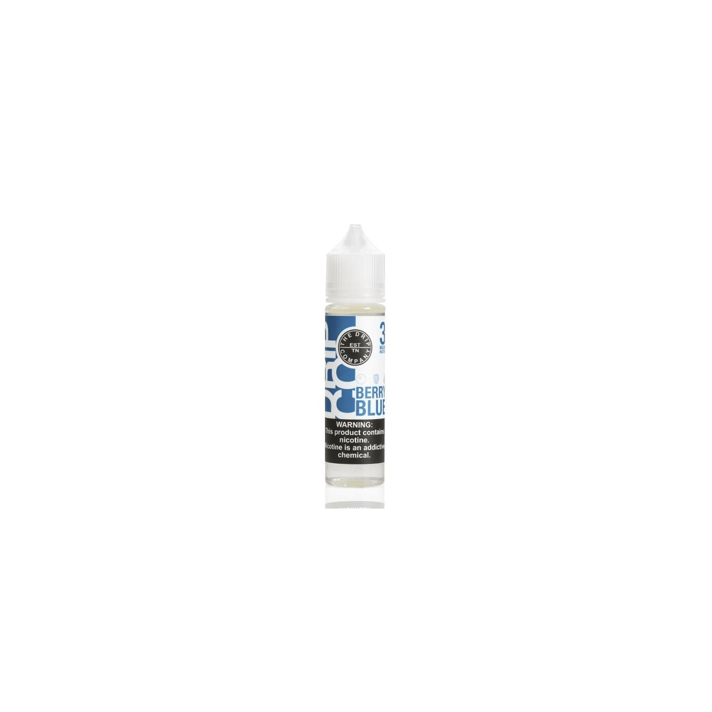 The Drip Company Berry Blue