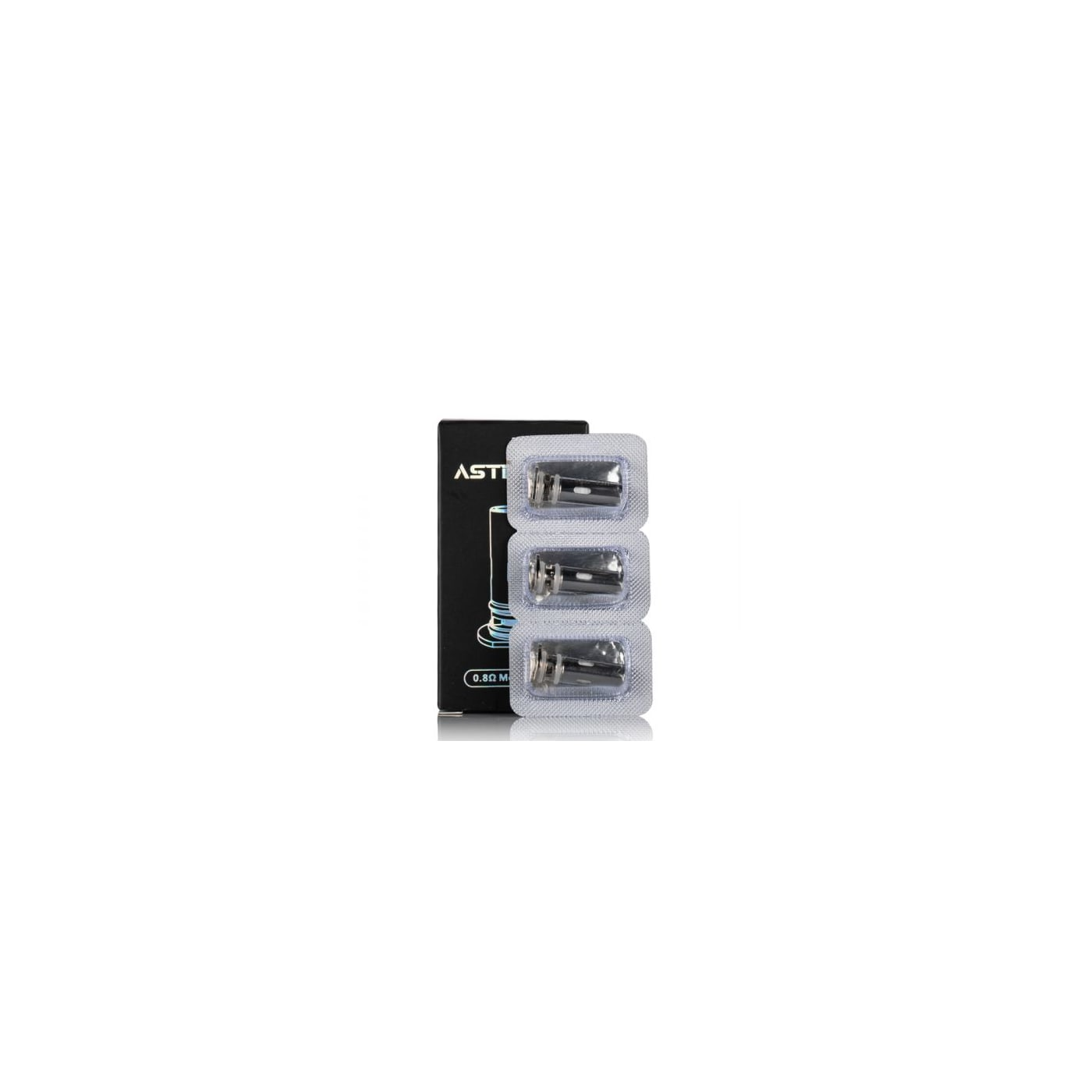E-FOG Asteroid Replacement Coil - 3 Pack