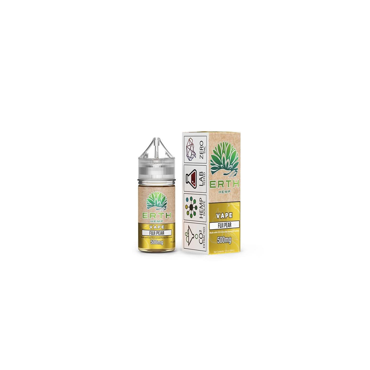 Erth Fuji Pear Vape Oil