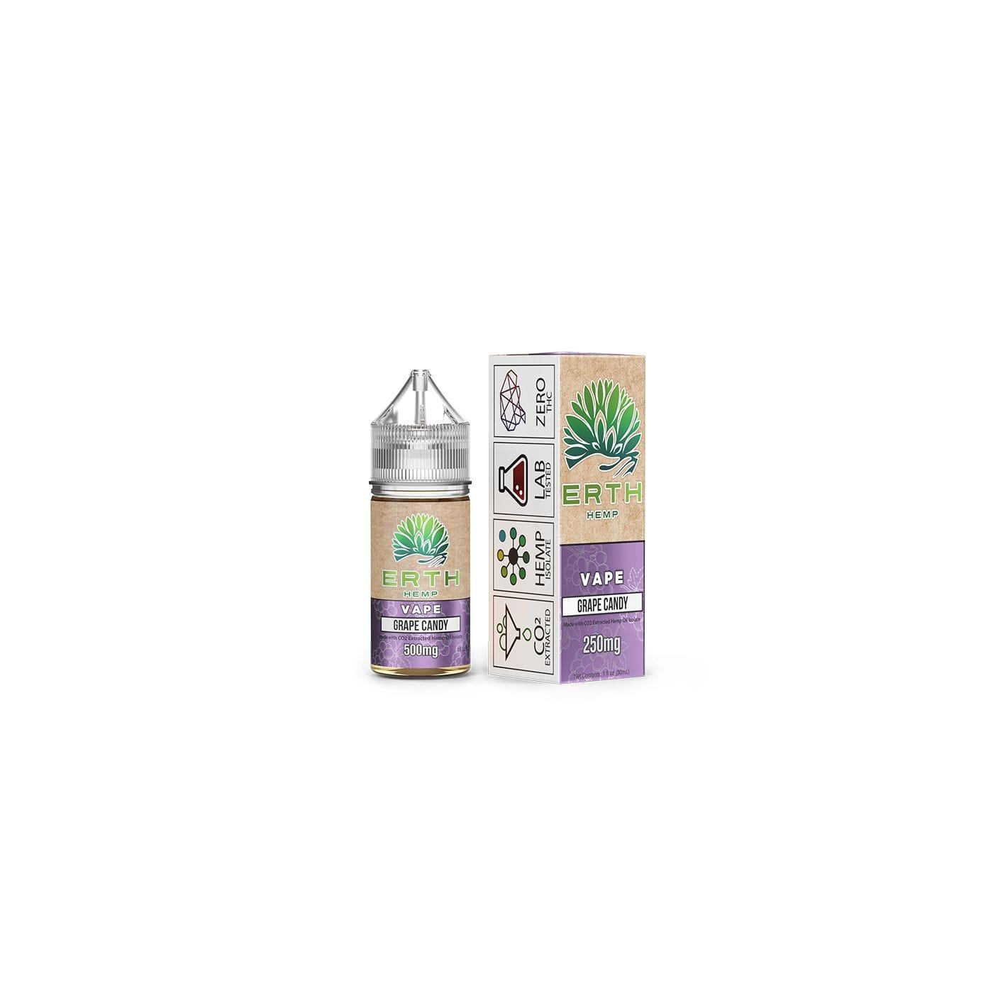 Erth Grape Vape Oil