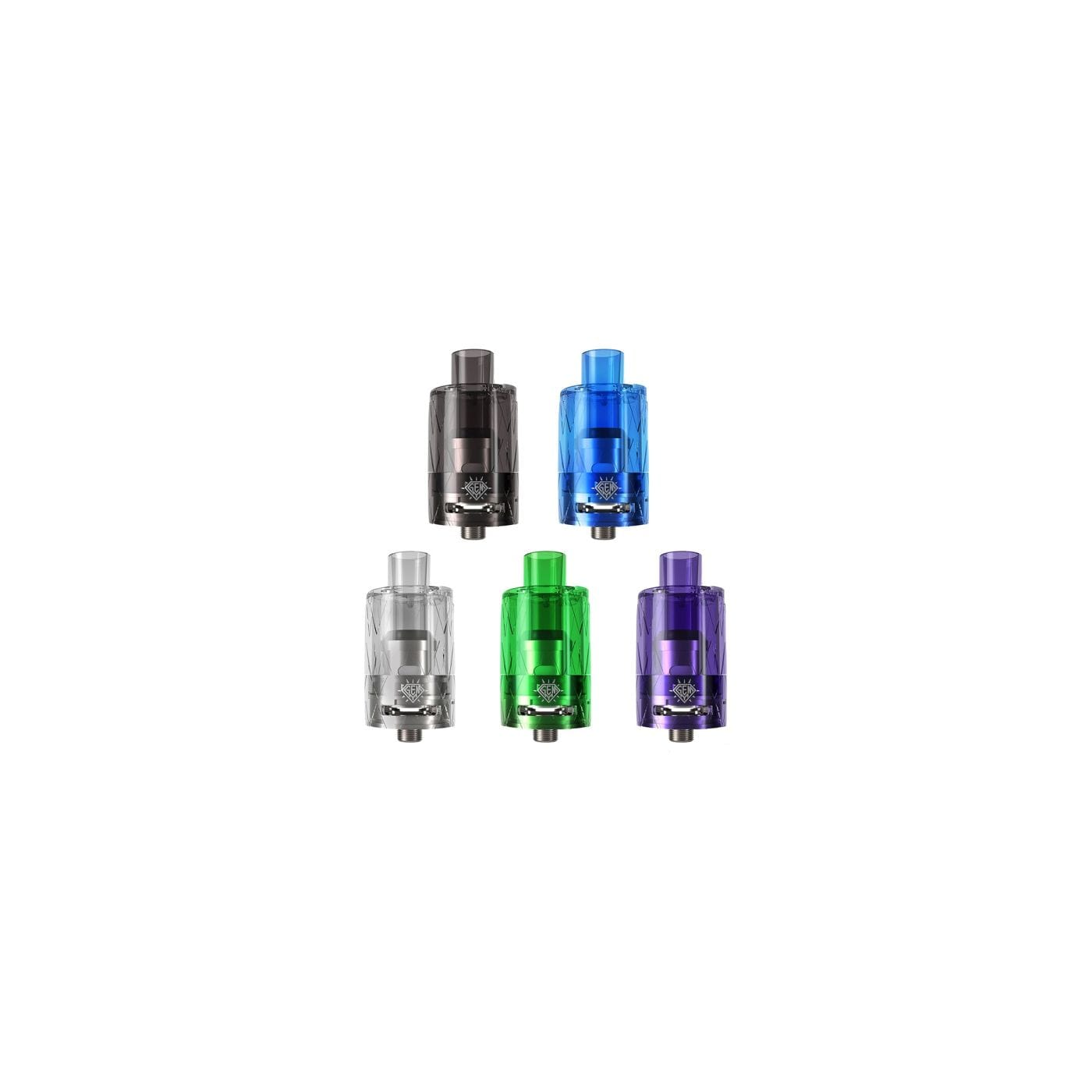 Freemax GEMM G4 Disposable Mesh Tank - 2 Pack