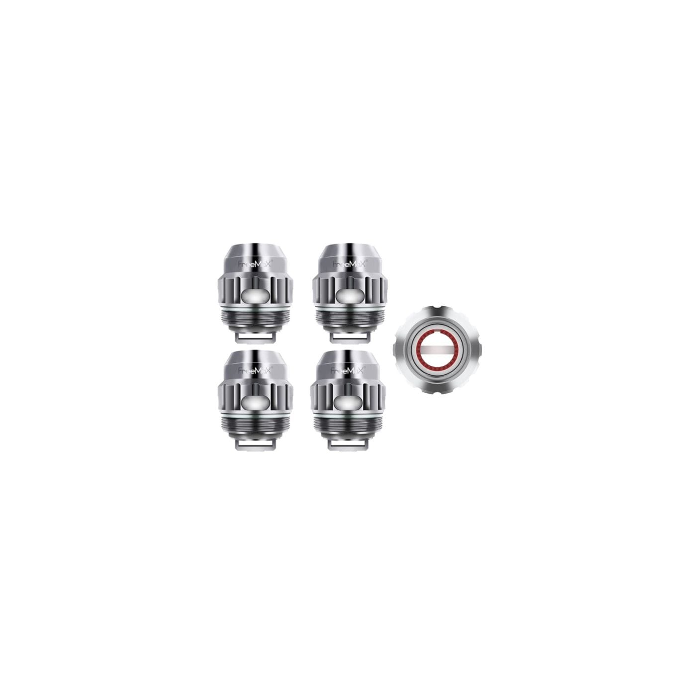 Freemax TX1 SS316L Mesh Replacement Coil - 5 Pack
