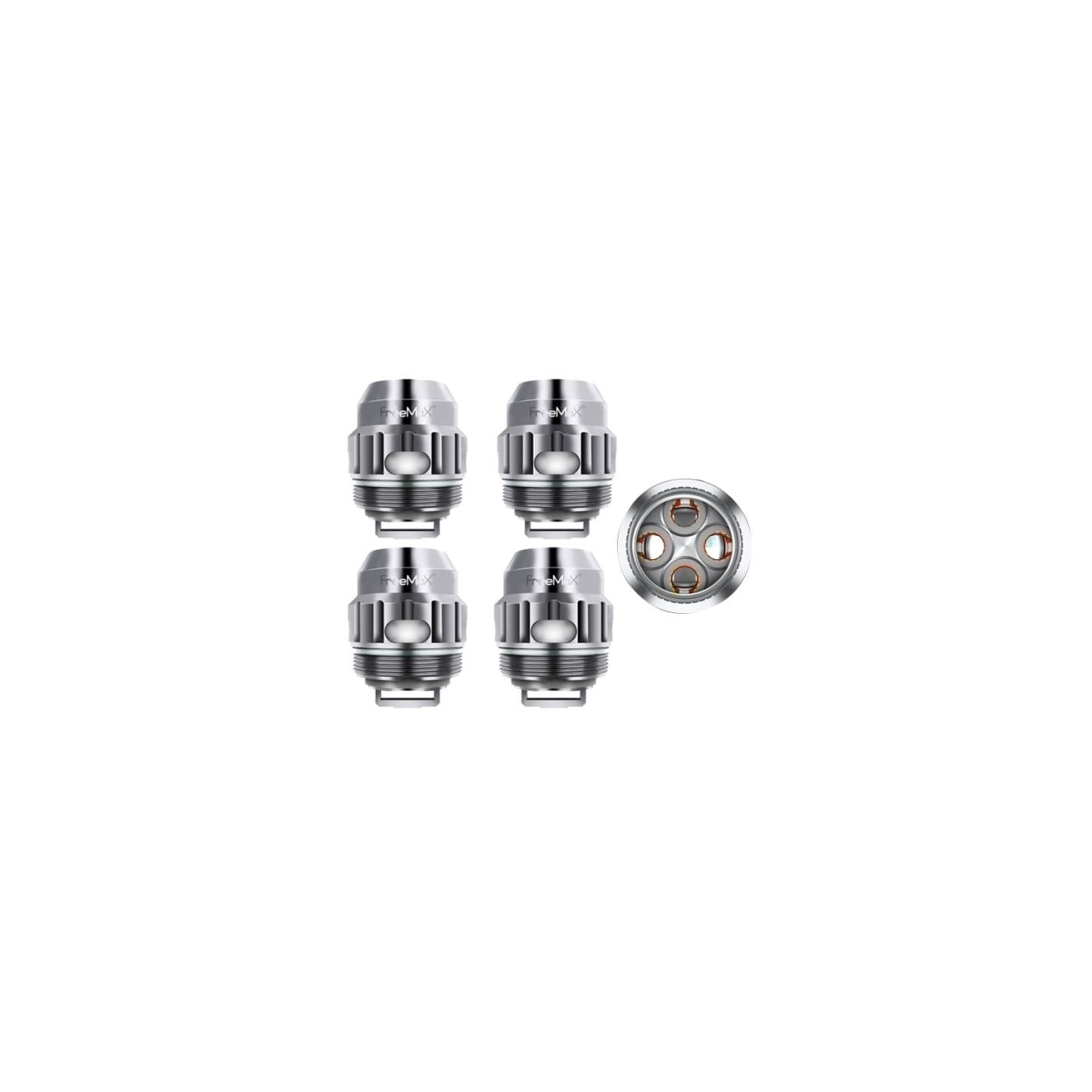 Freemax TX4 Mesh Replacement Coil - 5 Pack