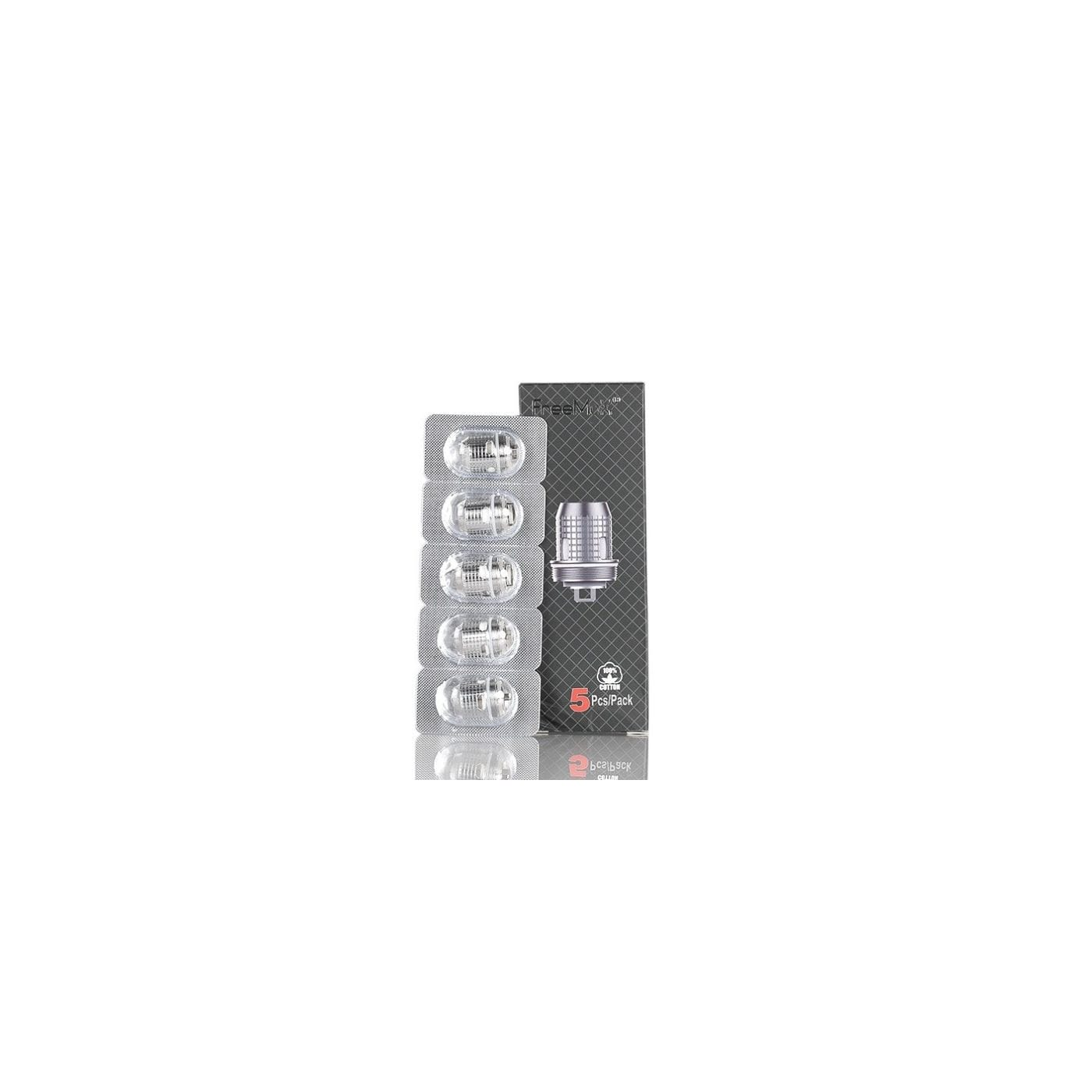 Freemax X4 Mesh Replacement Coil - 5 pack