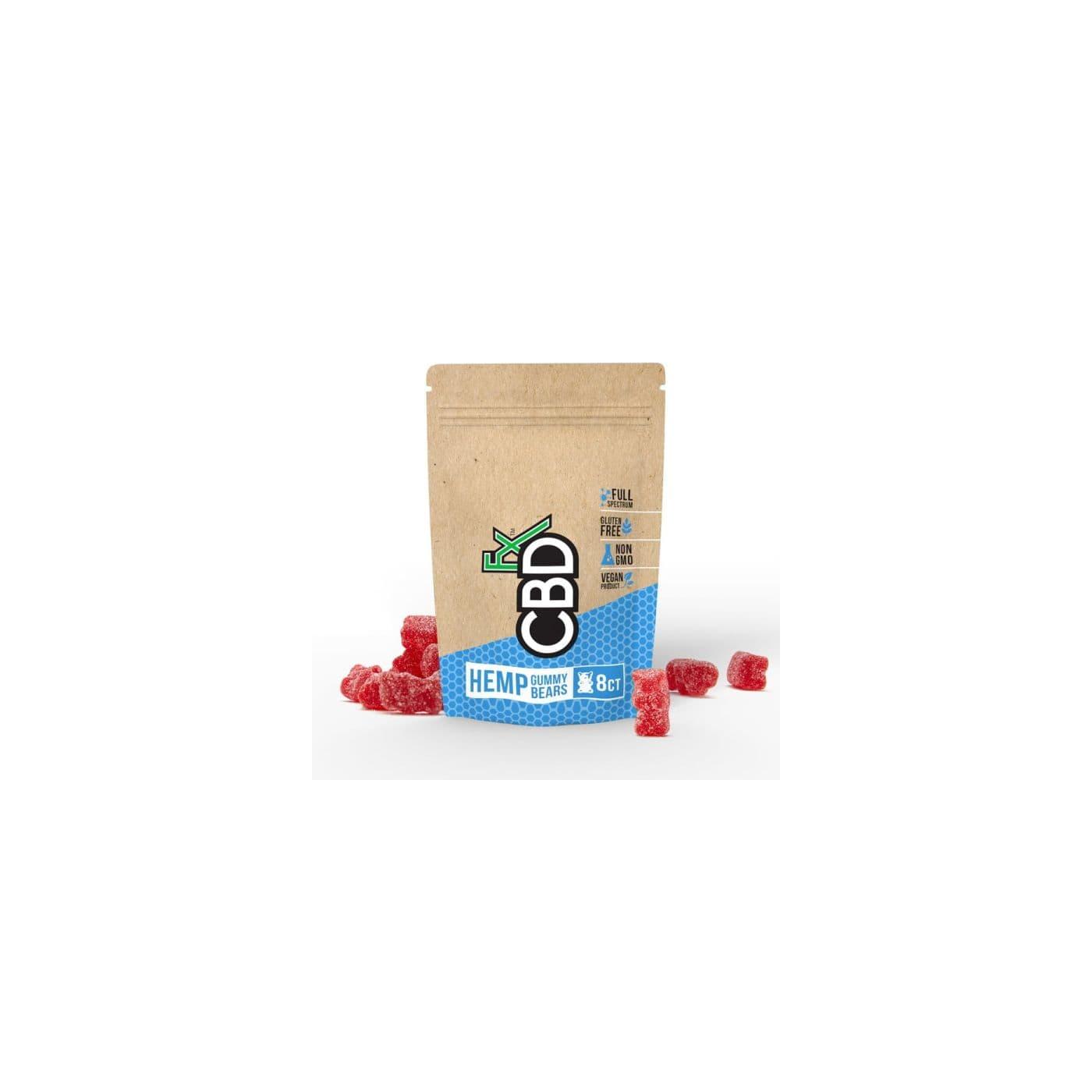 fx Gummies - 8 Pack - 40 mg