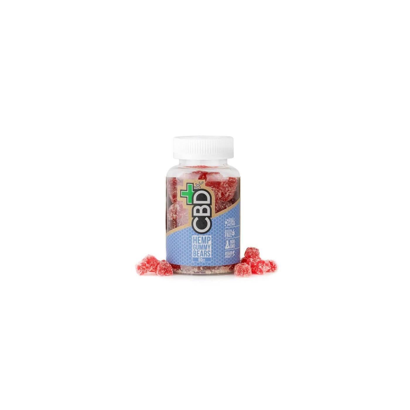 fx Gummies Bottle - 60 Count - 300 mg