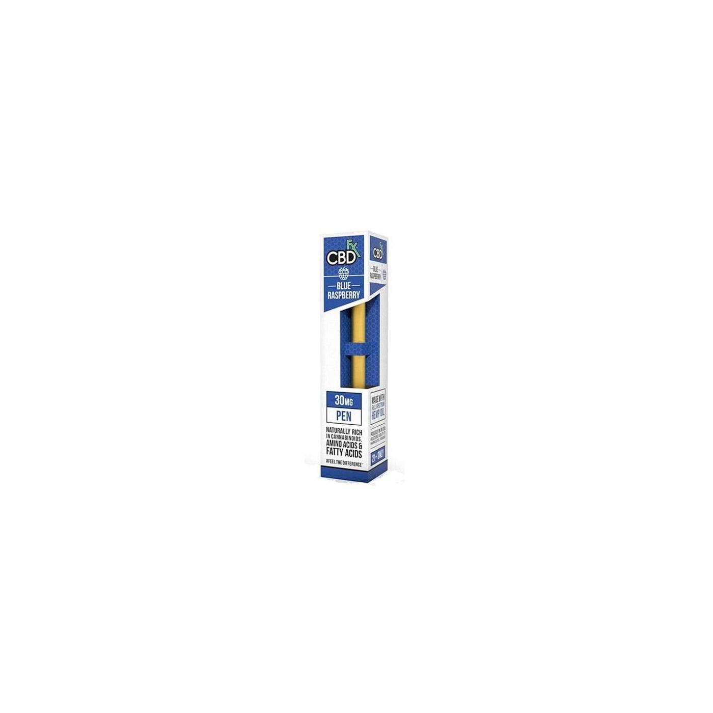 fx Vape Pen Kit Blue Raspberry
