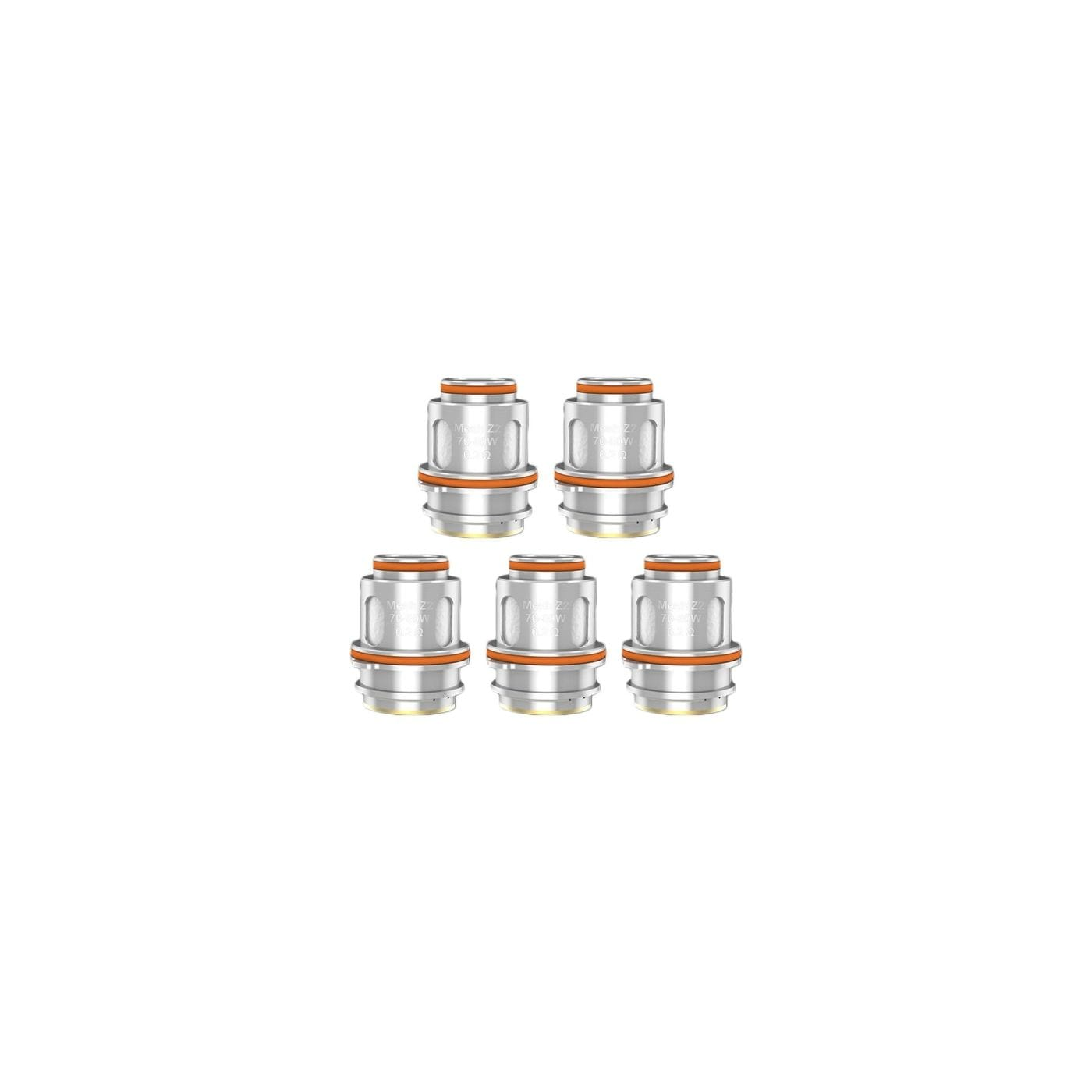 GeekVape Zeus Z2 Replacement Coils - 5 Pack