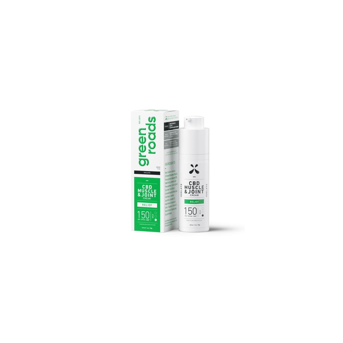 Green Roads Cool Relief CBD Muscle and Joint Roll-On