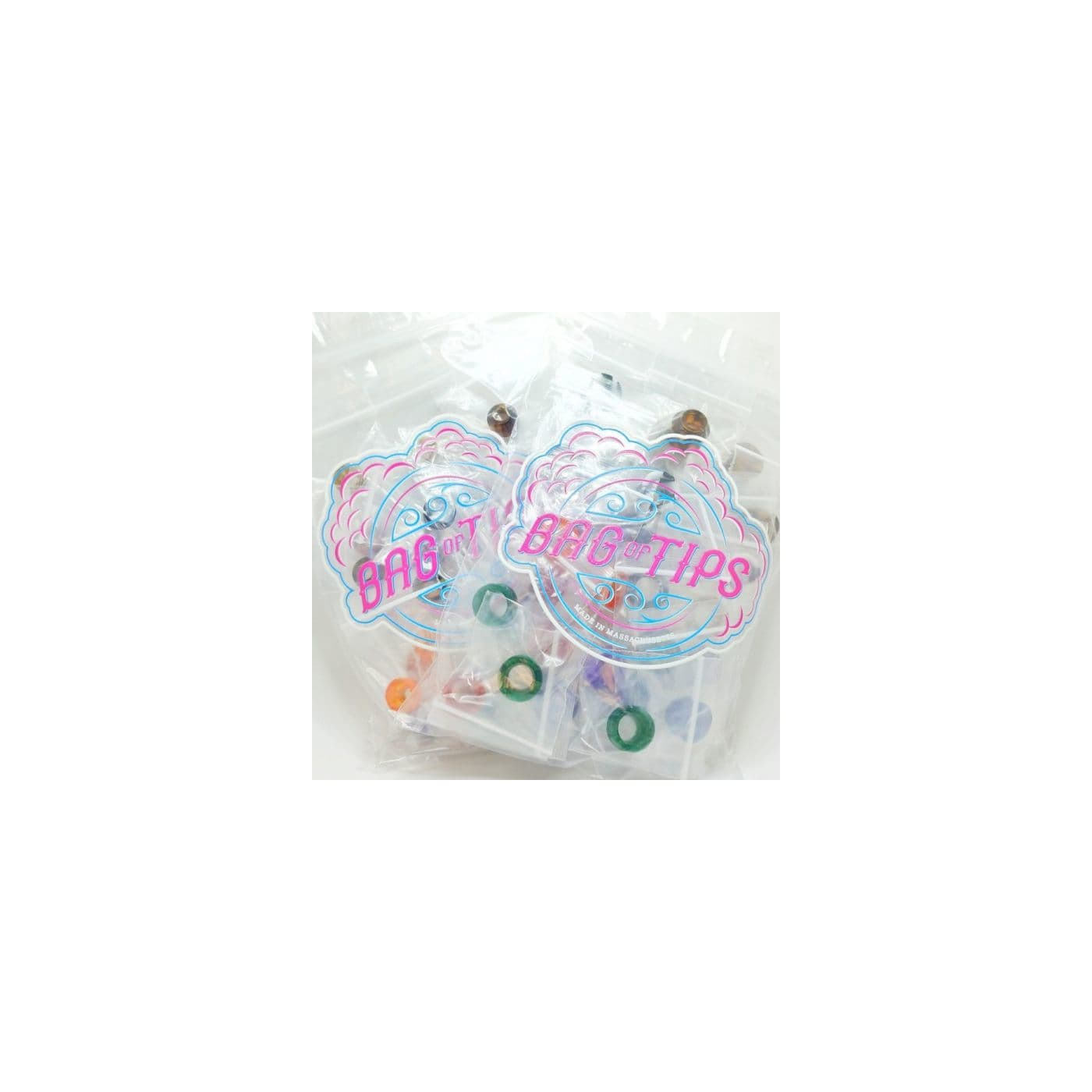 Half Moon Mods Refill Bag of Tips - 60 pack