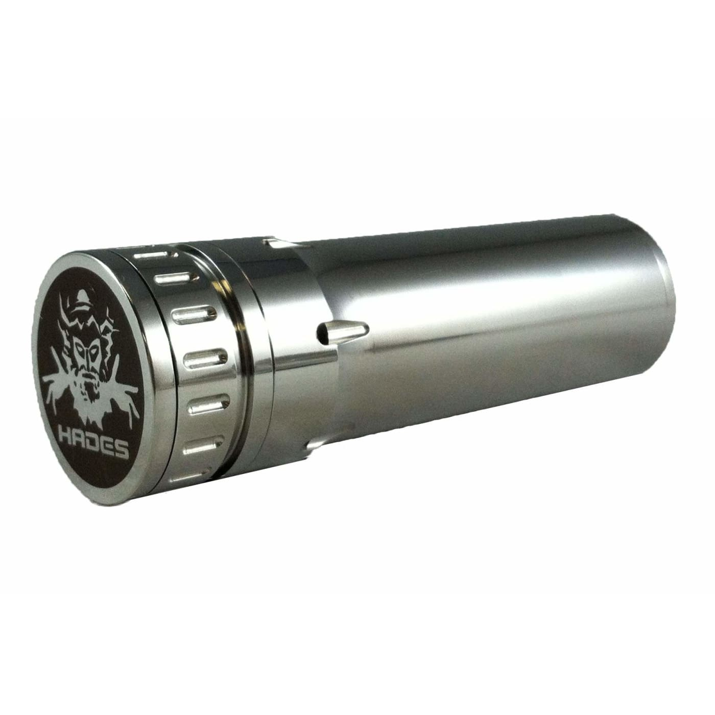 Hercules Mechanical Mod -  Stainless Steel