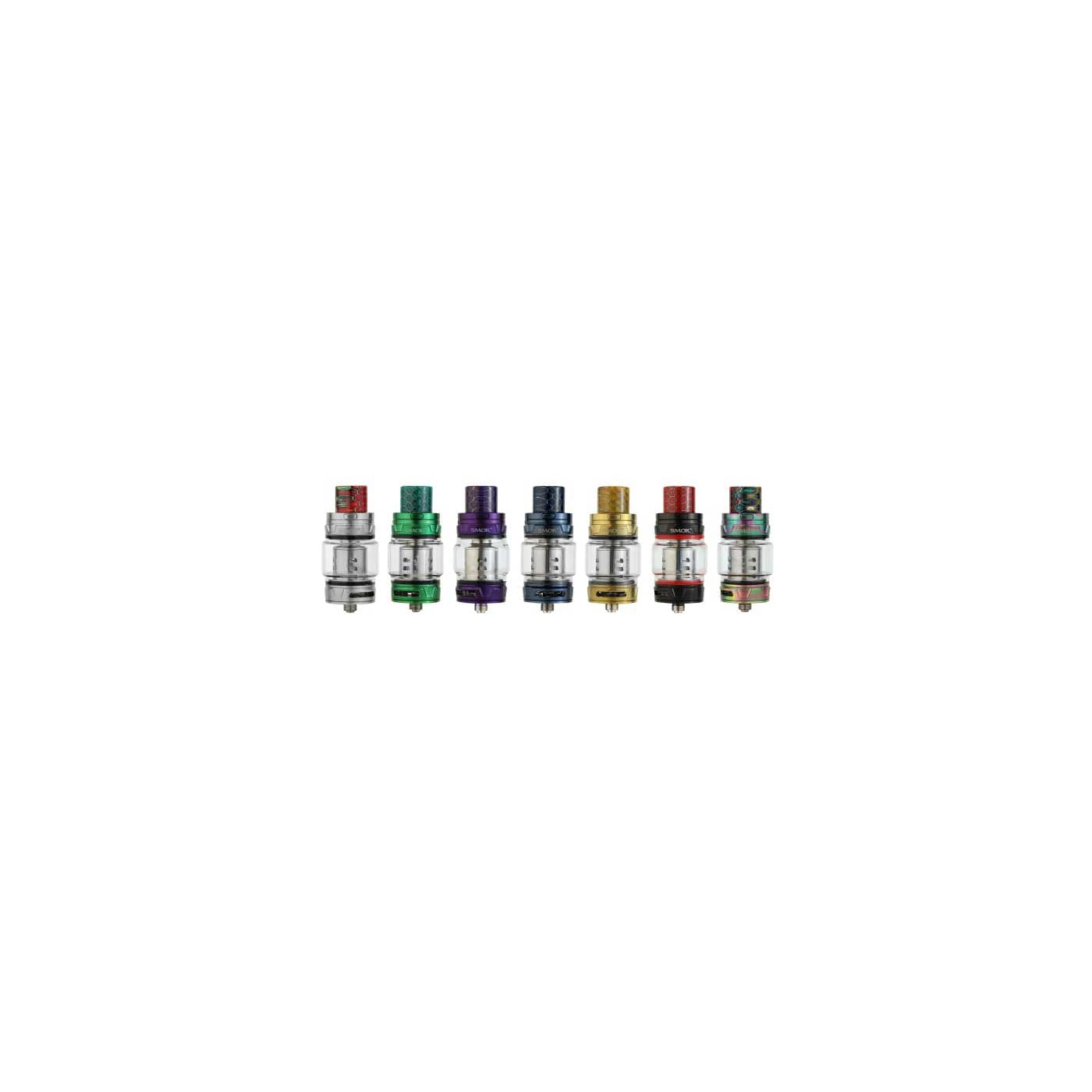 Smok TFV12 Prince Tank Cobra Drip Tip Edition Colors