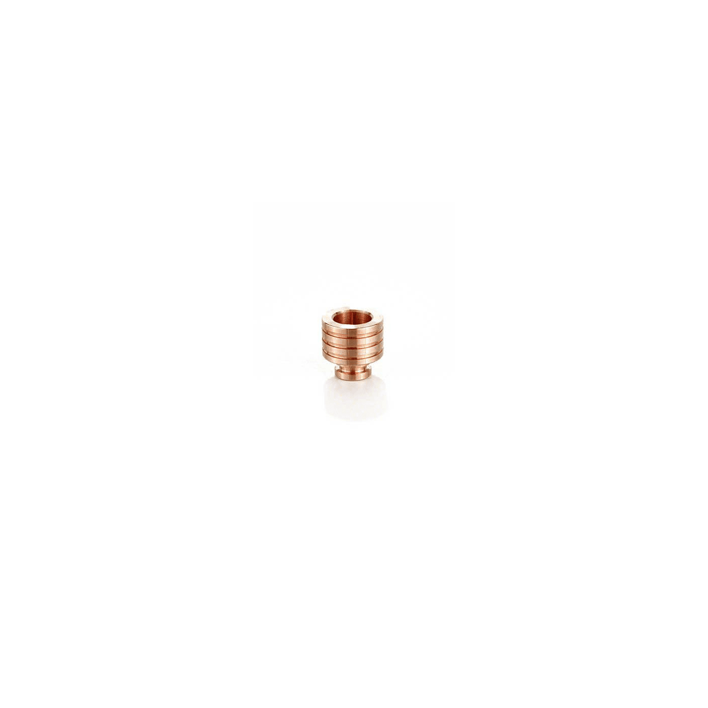 Big Well Drip Tip - Small - Copper