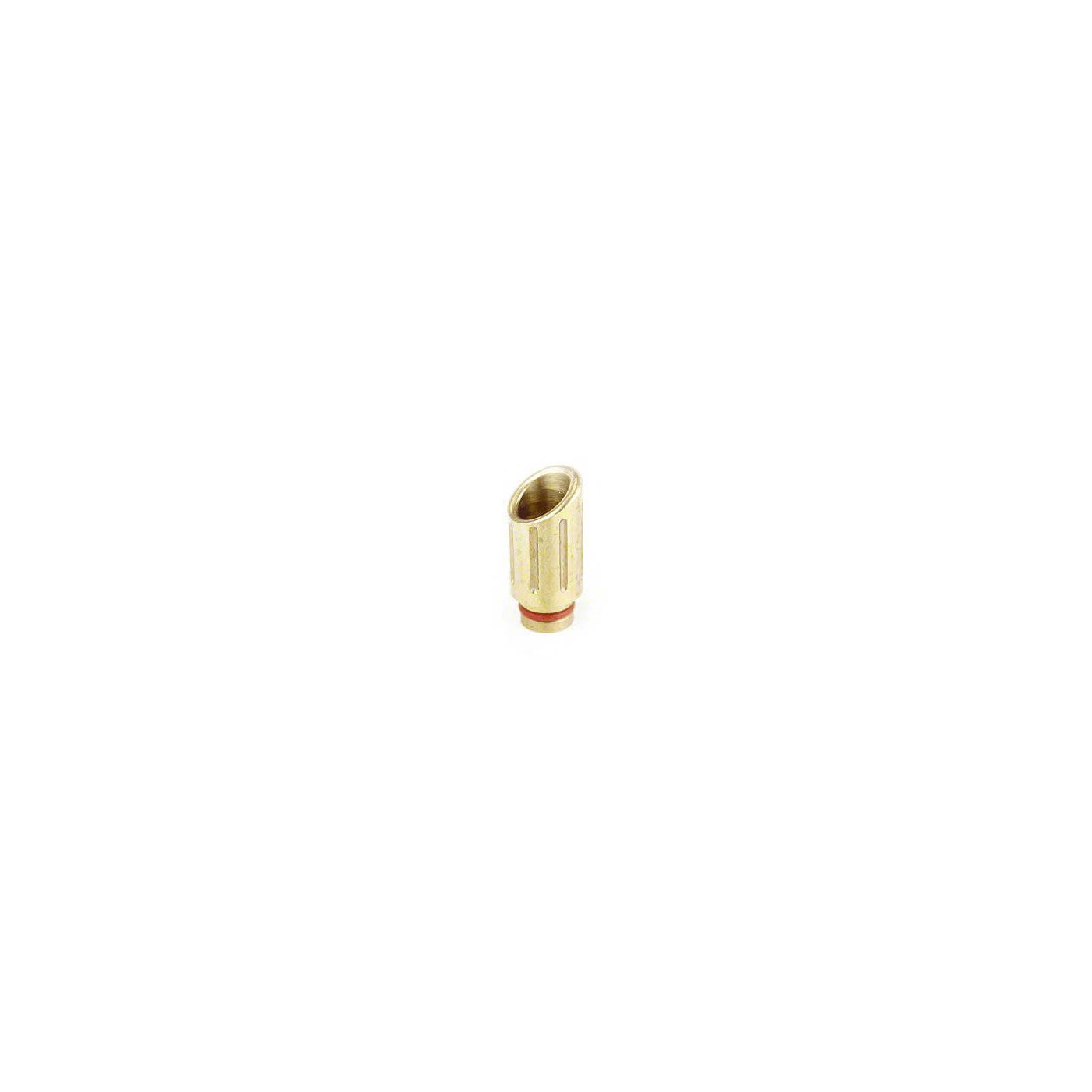 M-Cutting Drip Tip Gold