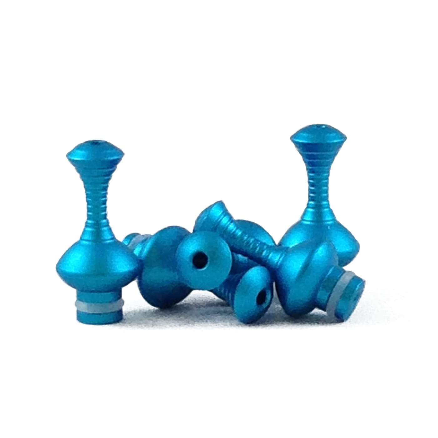 Genie 510 Drip Tips Light Blue