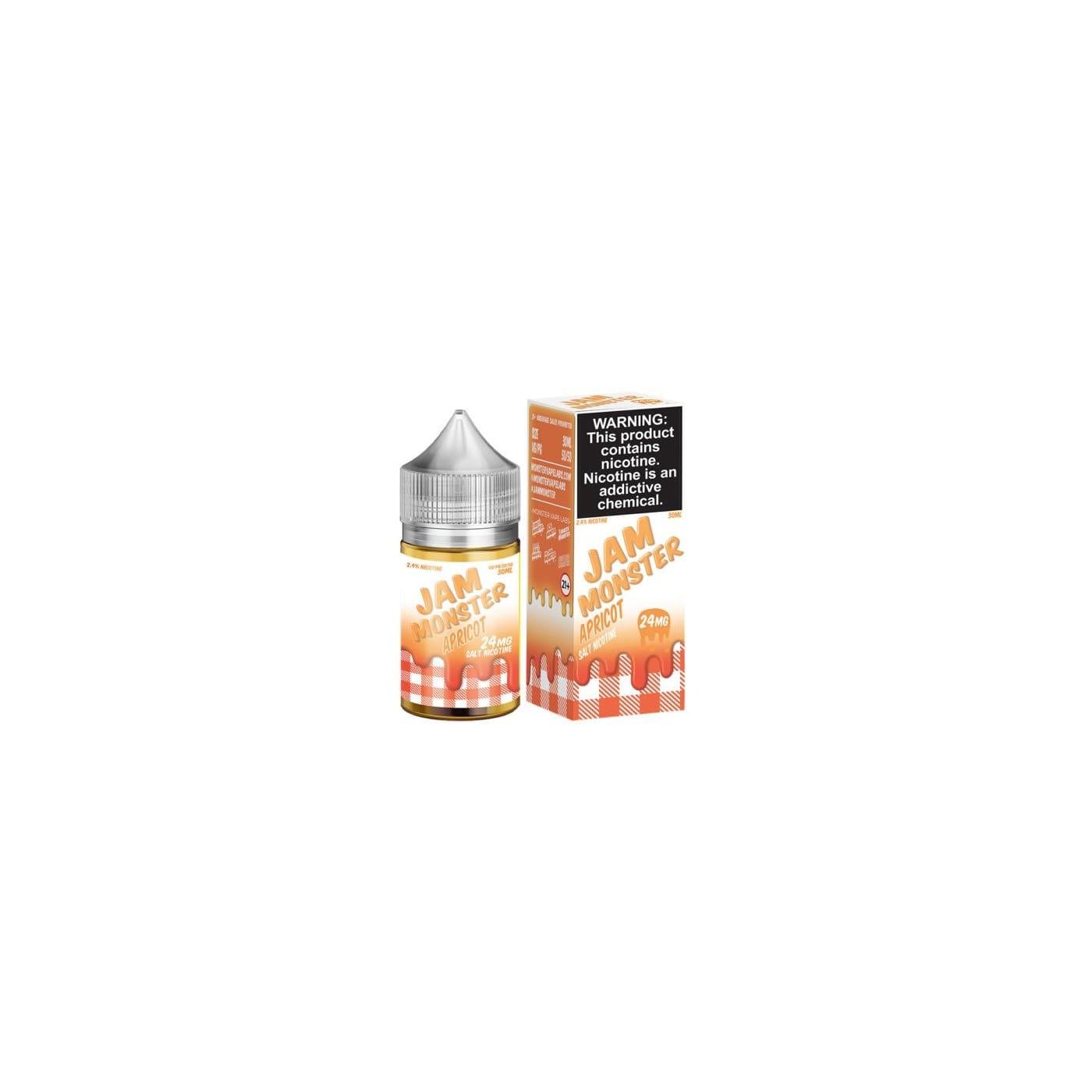 Jam Monster Salts Apricot