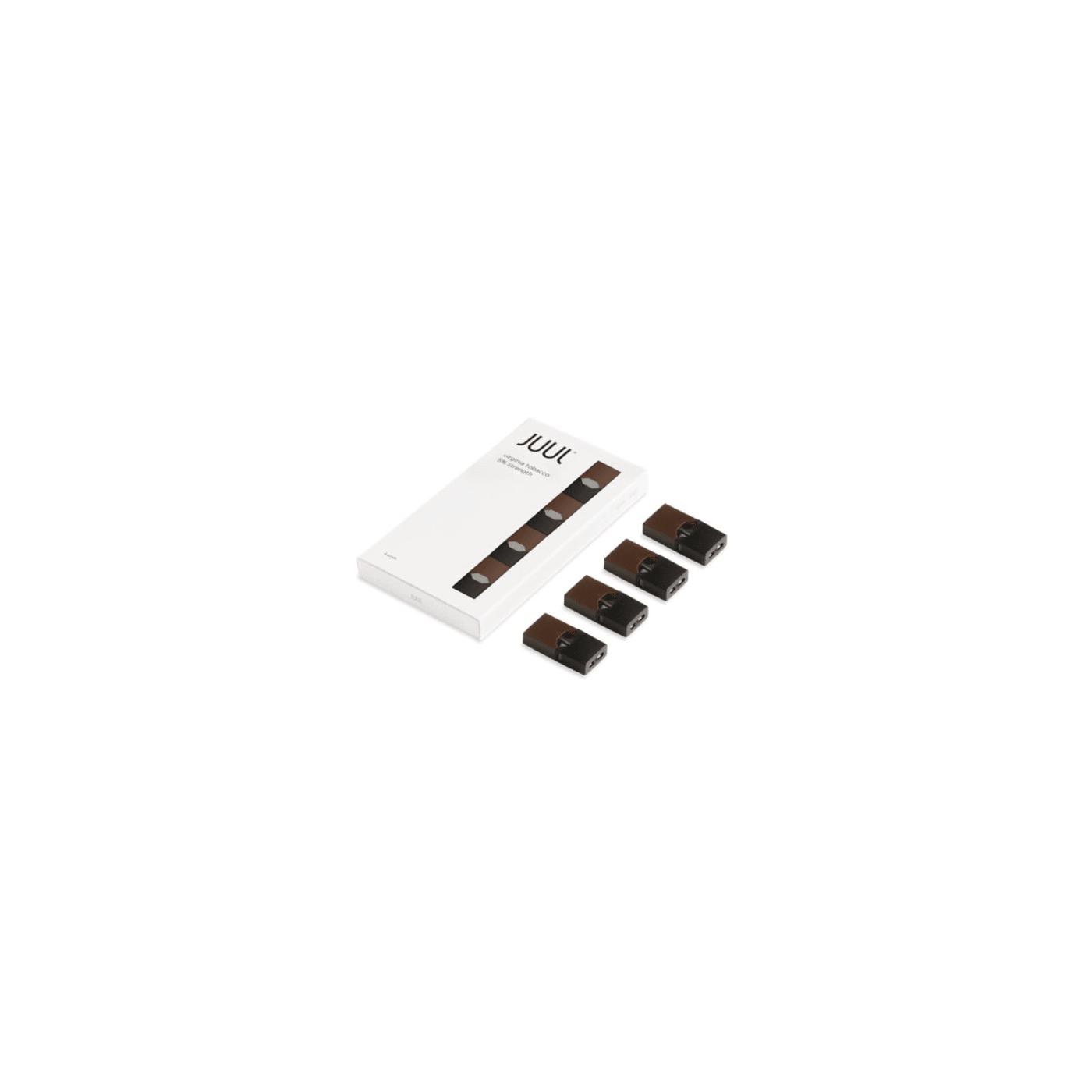 JUUL Pods Virginia Tobacco - 4 Pack - 5%