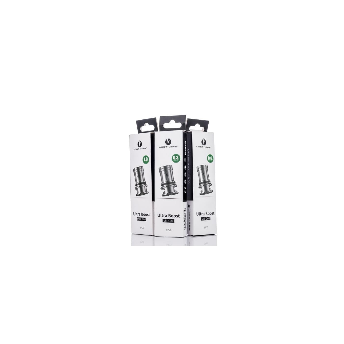 Lost Vape Ultra Boost Replacement Coil - 5 Pack