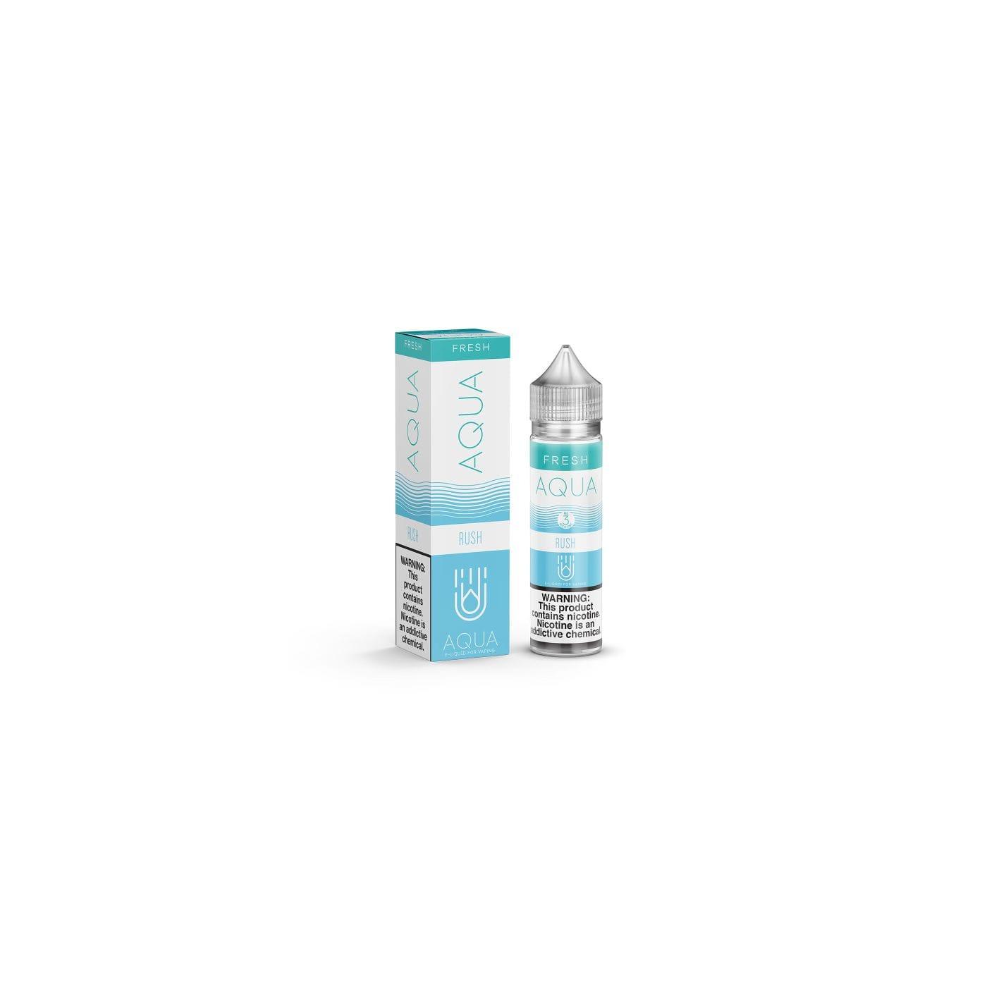 Aqua Rush Synthetic Nicotine