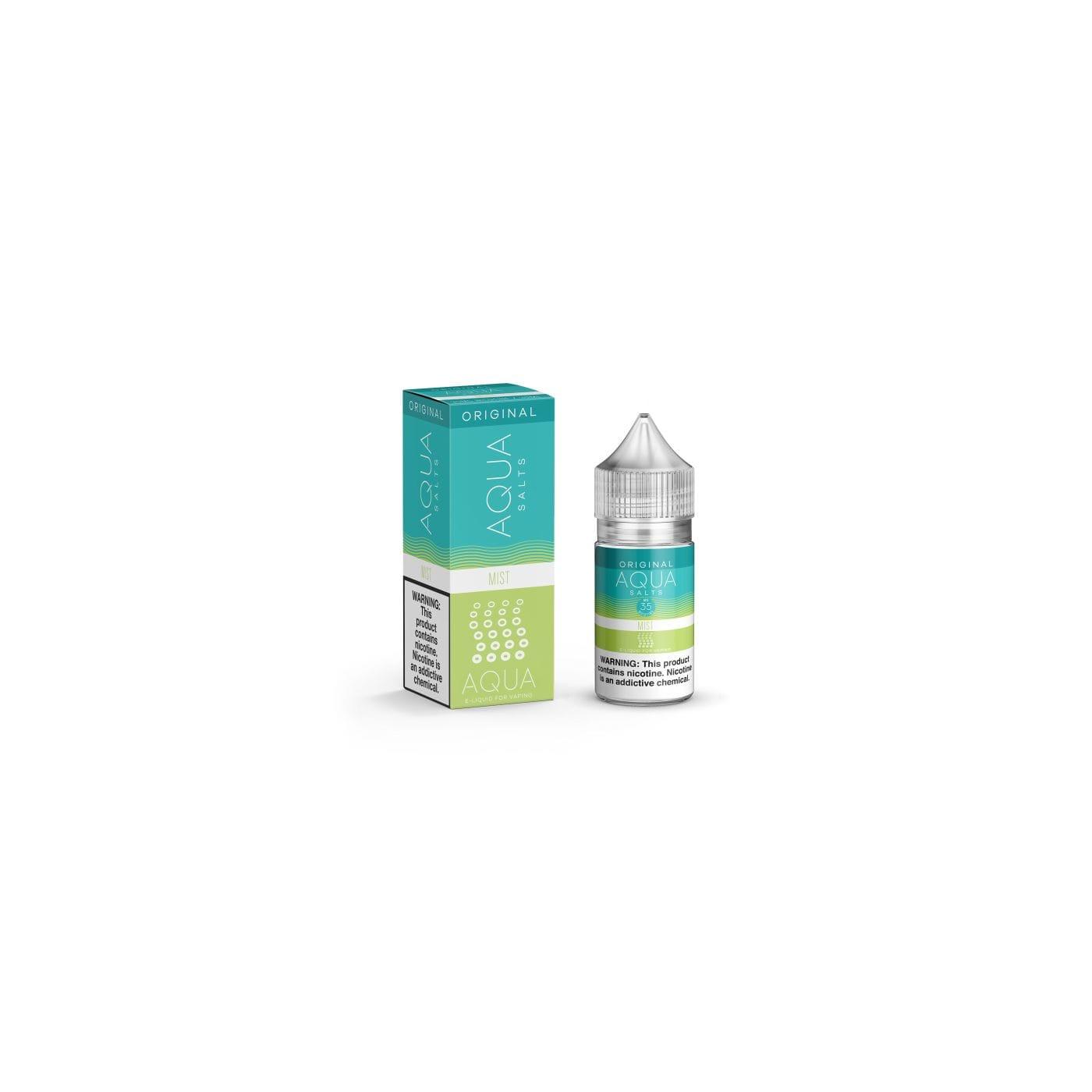Aqua Salts Mist Synthetic Nicotine