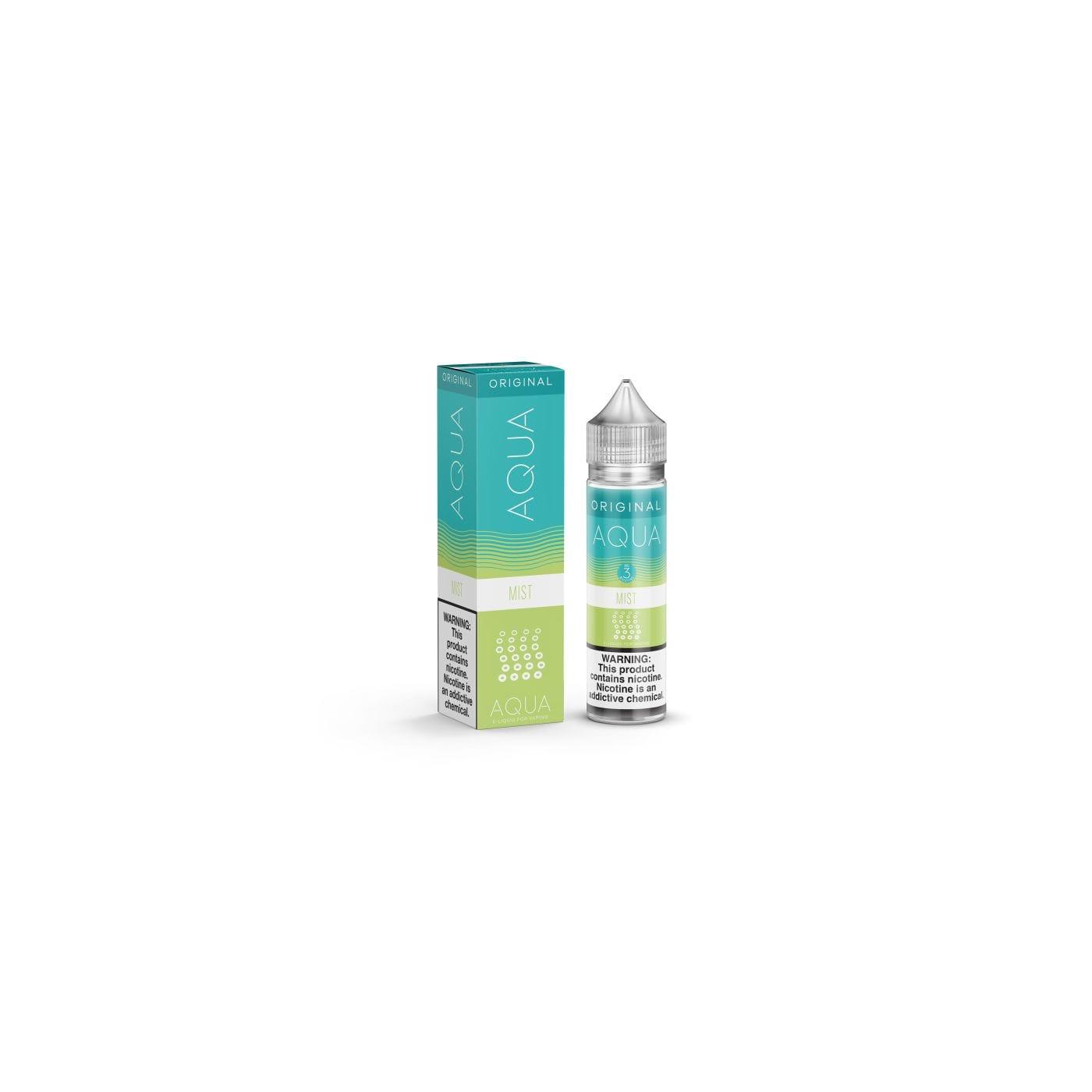 Aqua Mist Synthetic Nicotine