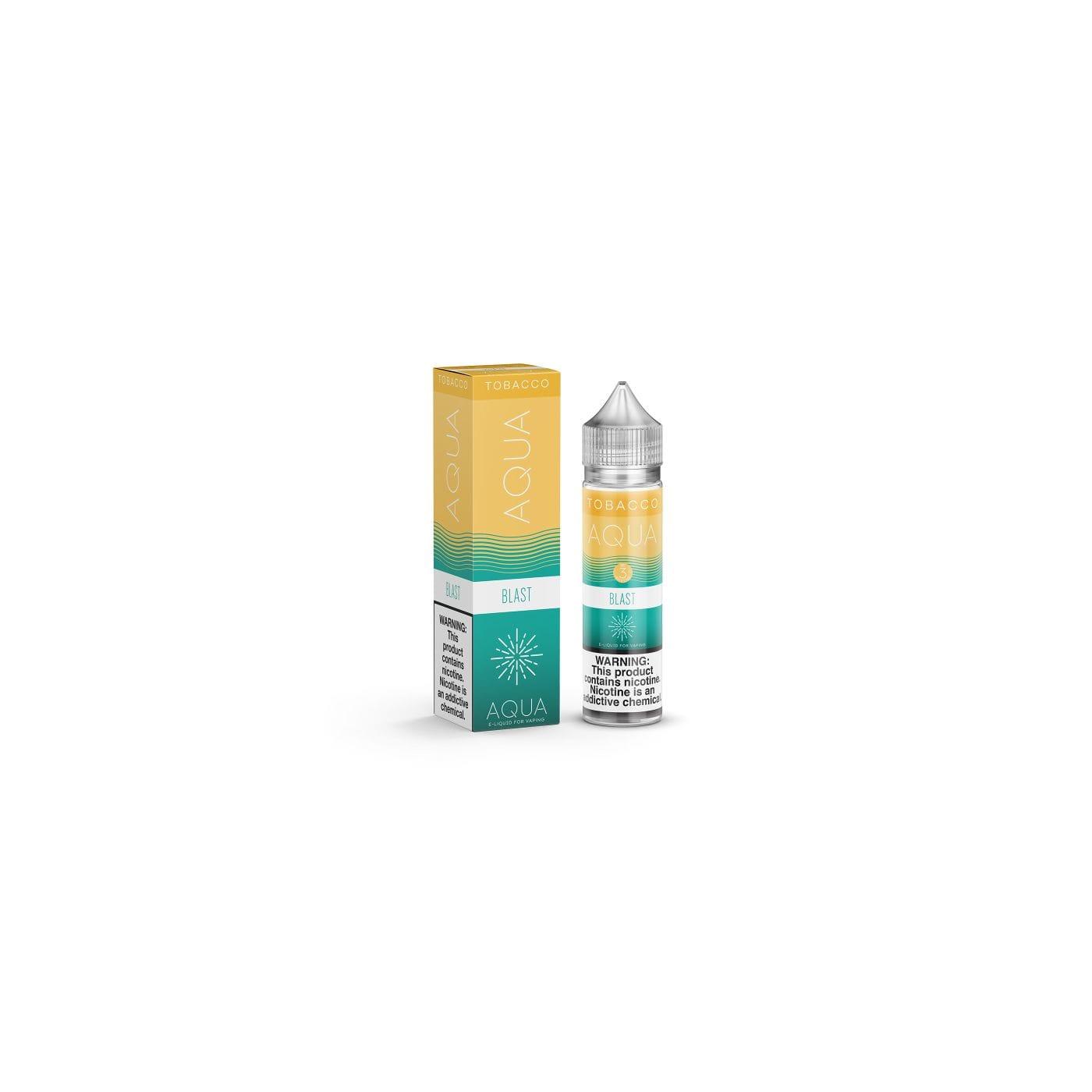 Aqua Tobacco Blast