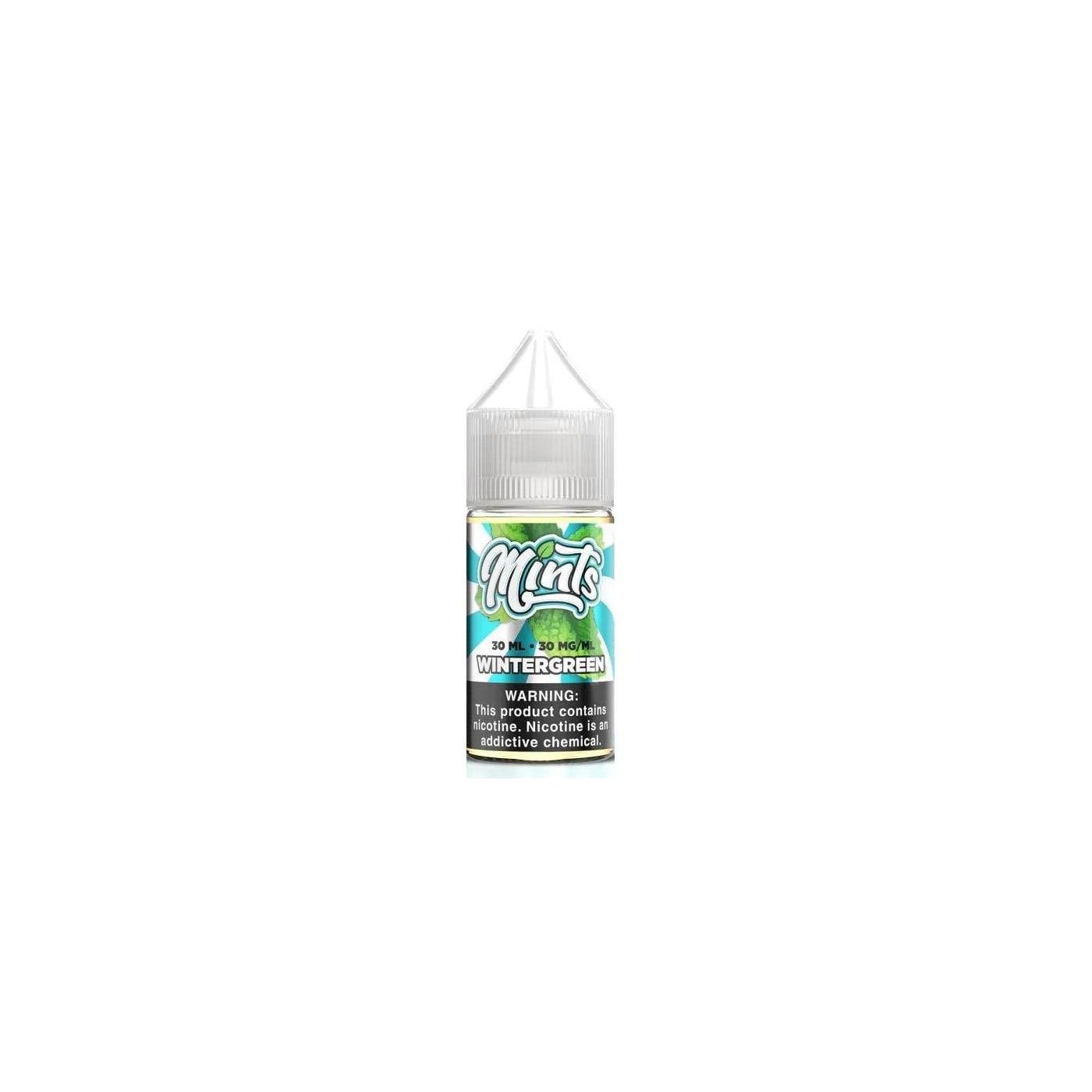 Mints Salts Wintergreen